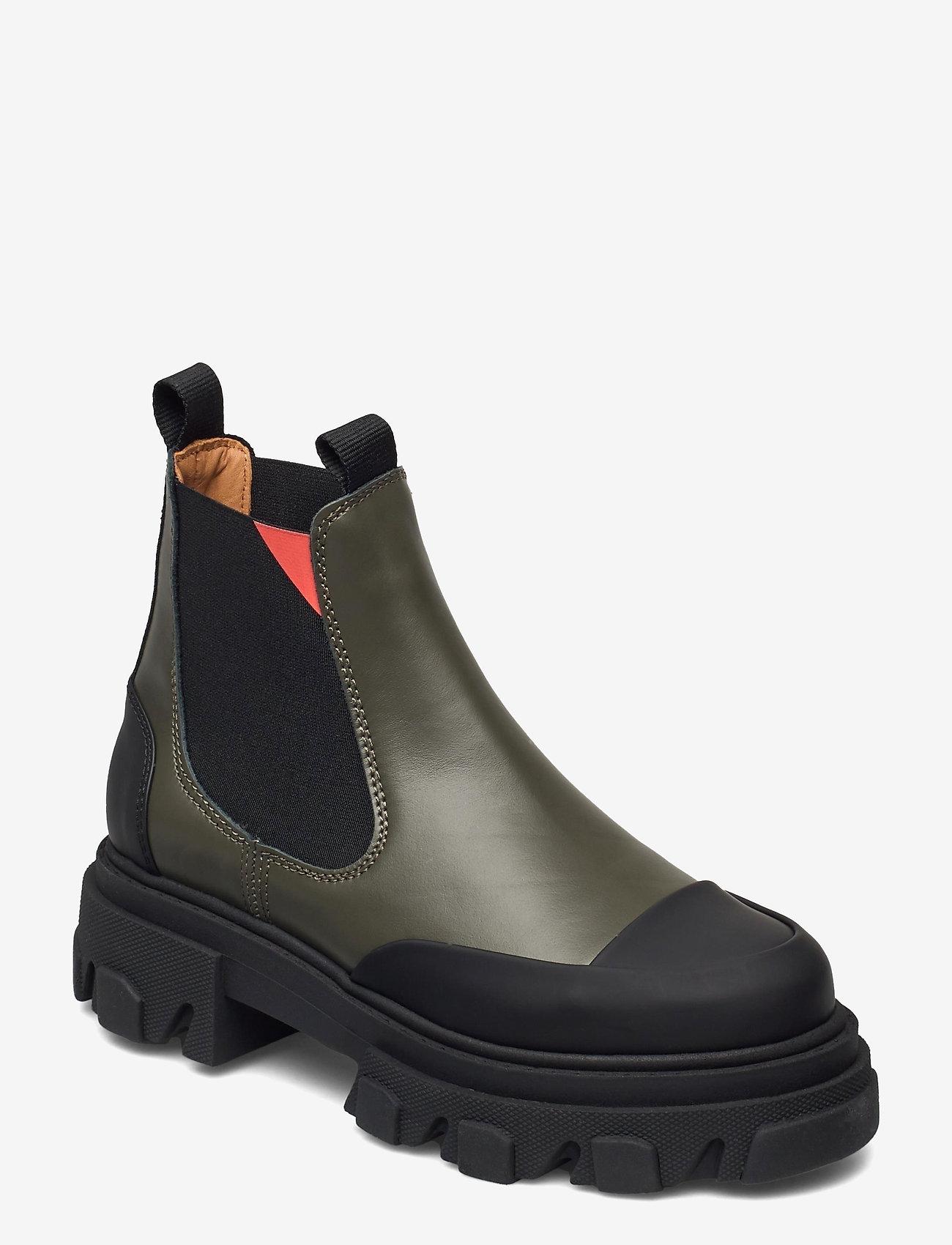 Ganni - Calf Leather - new arrivals - kalamata - 1