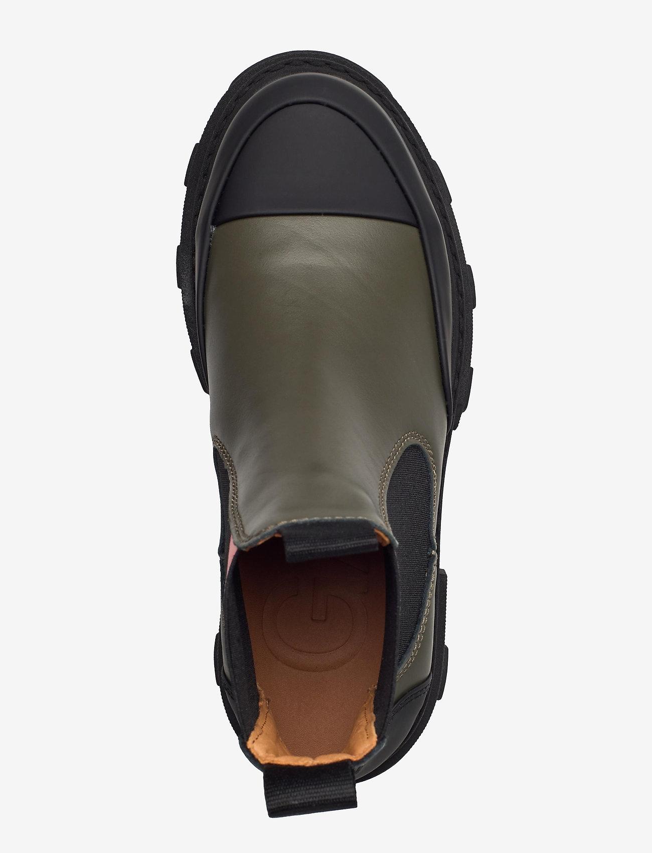 Ganni - Calf Leather - new arrivals - kalamata - 3