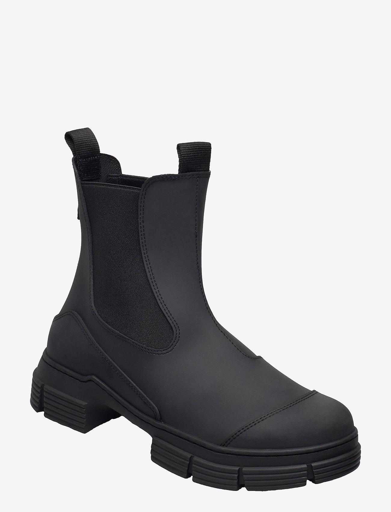 Ganni - City Boot - støvler - black - 0