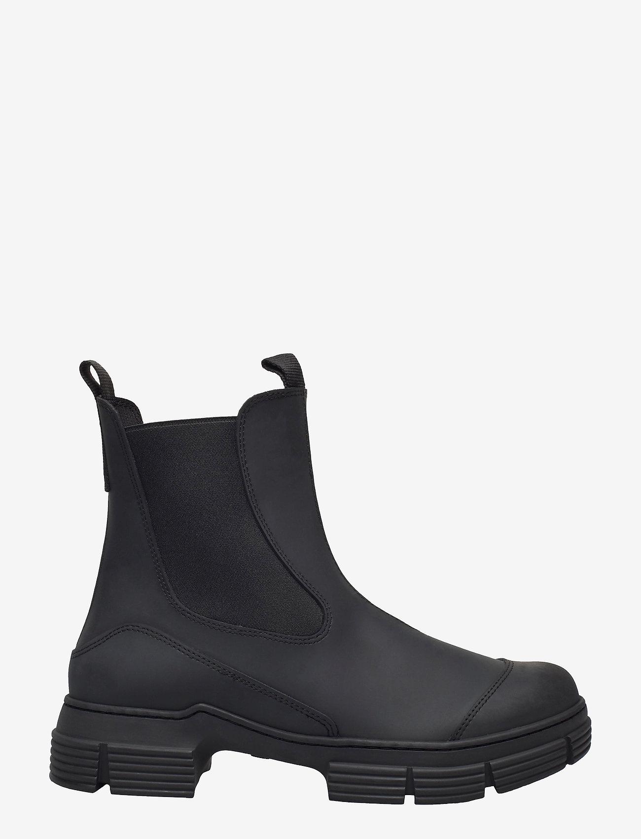 Ganni - City Boot - støvler - black - 1
