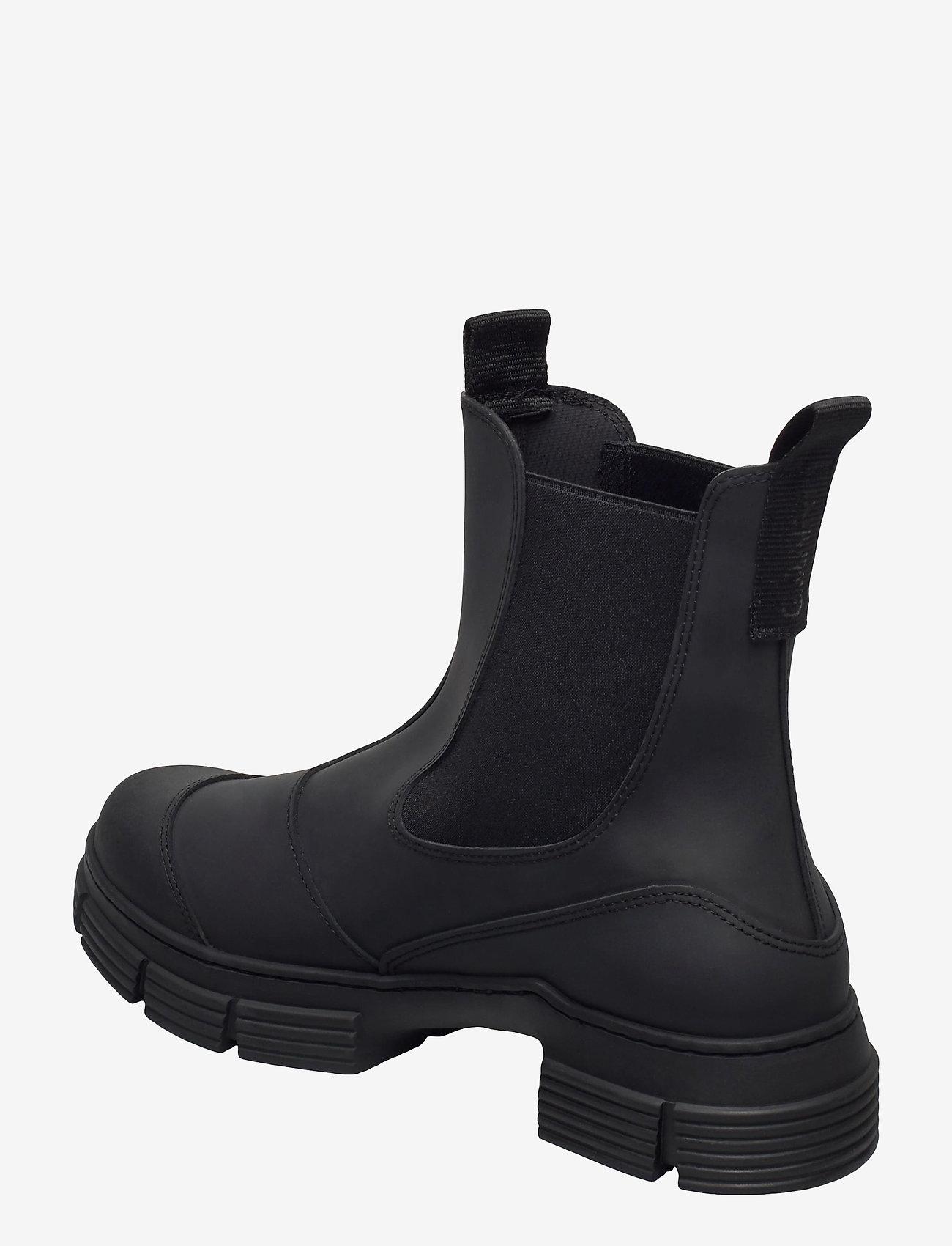 Ganni - City Boot - støvler - black - 2