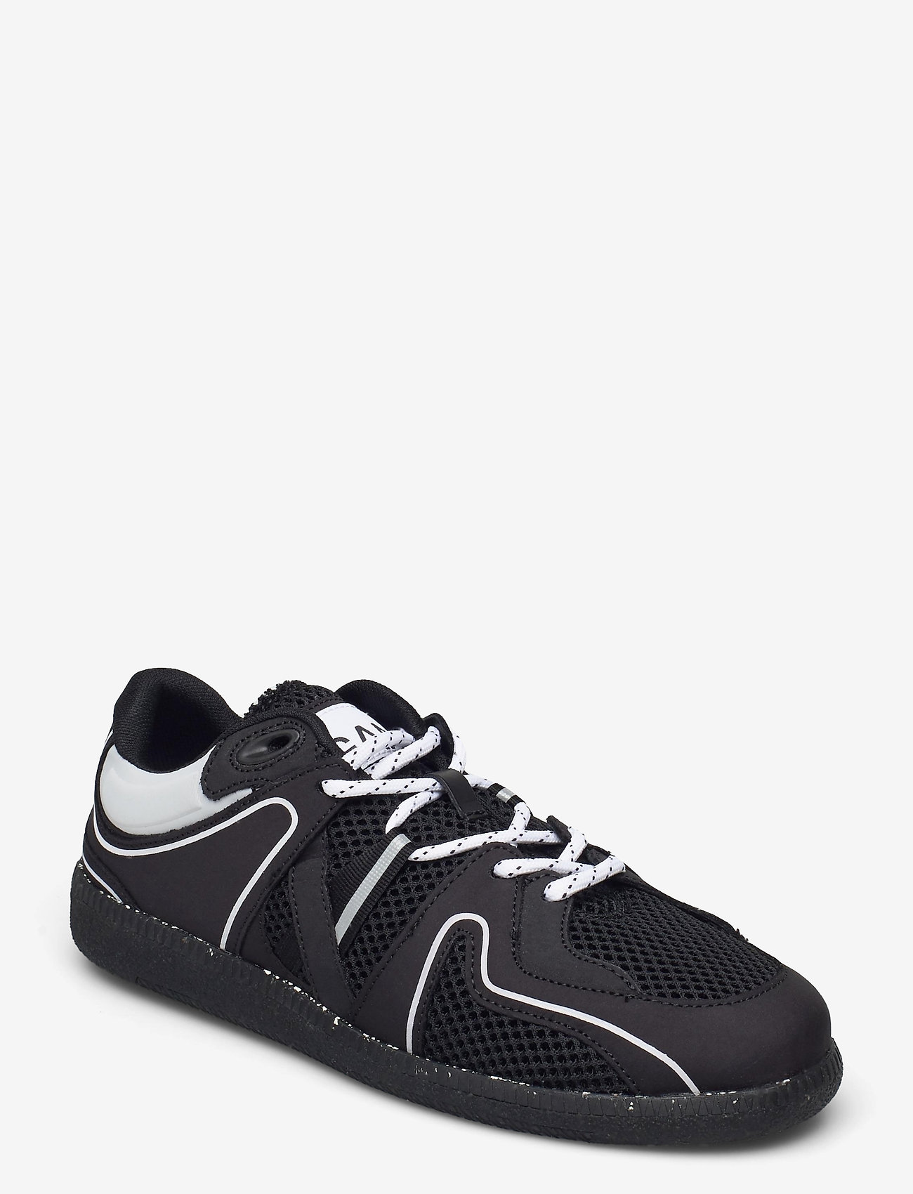 Ganni - Sporty Mix - lave sneakers - black - 0