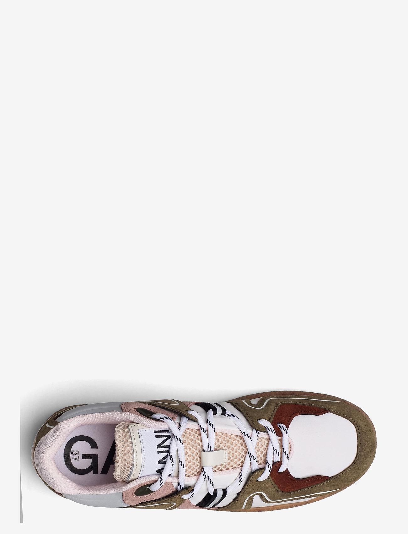 Ganni - Sporty Mix - sneakersy niskie - kalamata - 3