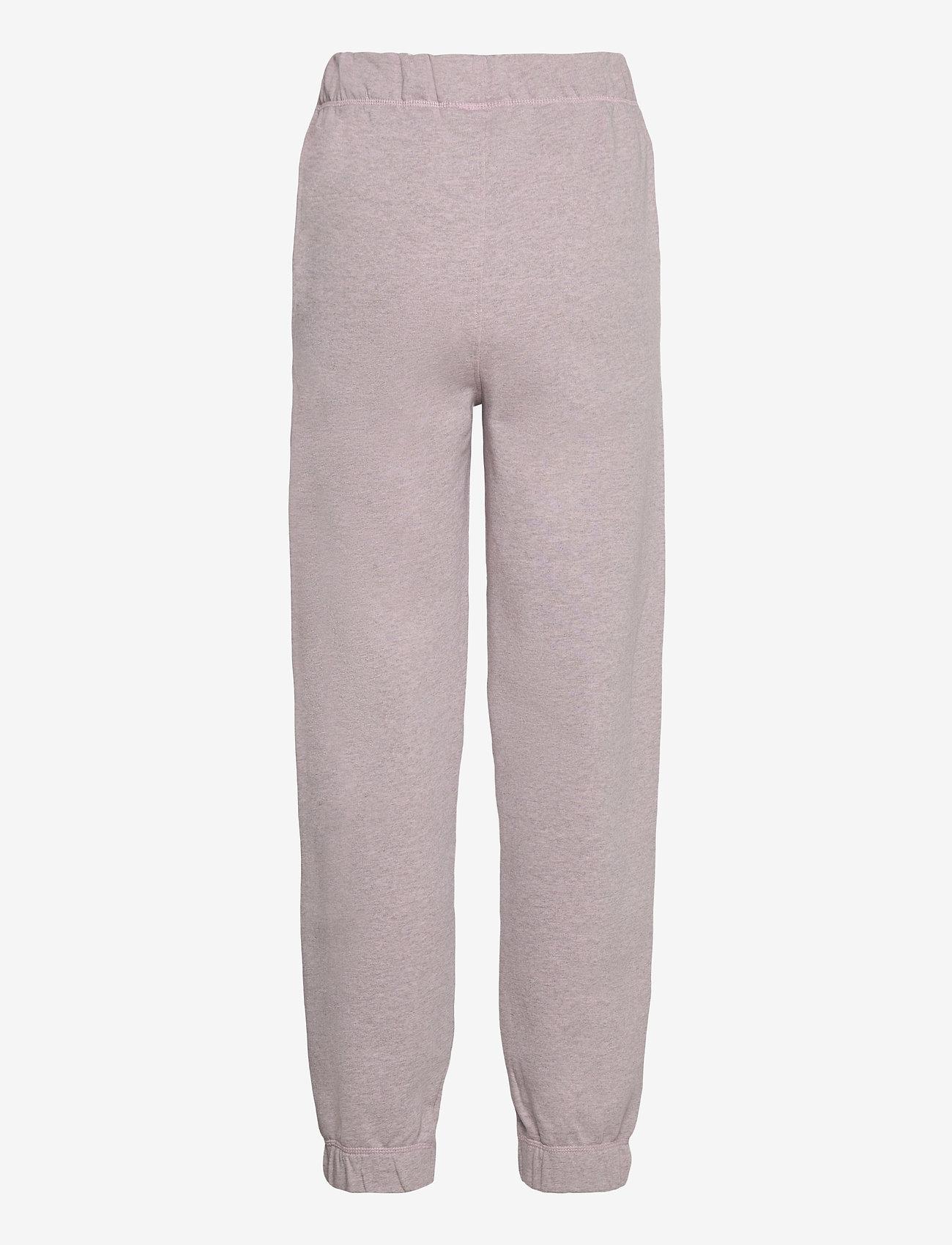 Ganni - Isoli - sweatpants - pale lilac - 1