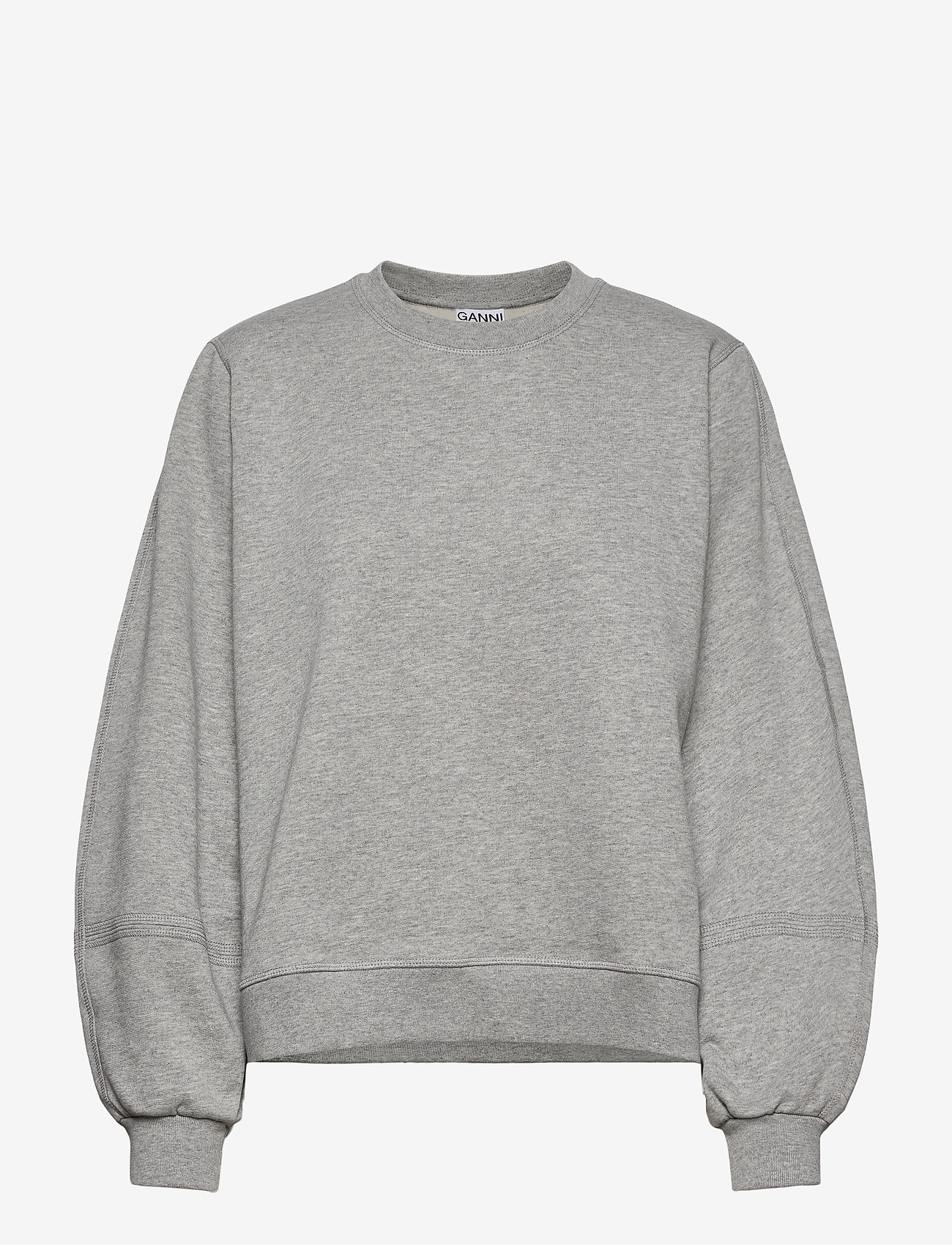 Ganni - Software Isoli - sweatshirts & hoodies - paloma melange - 0