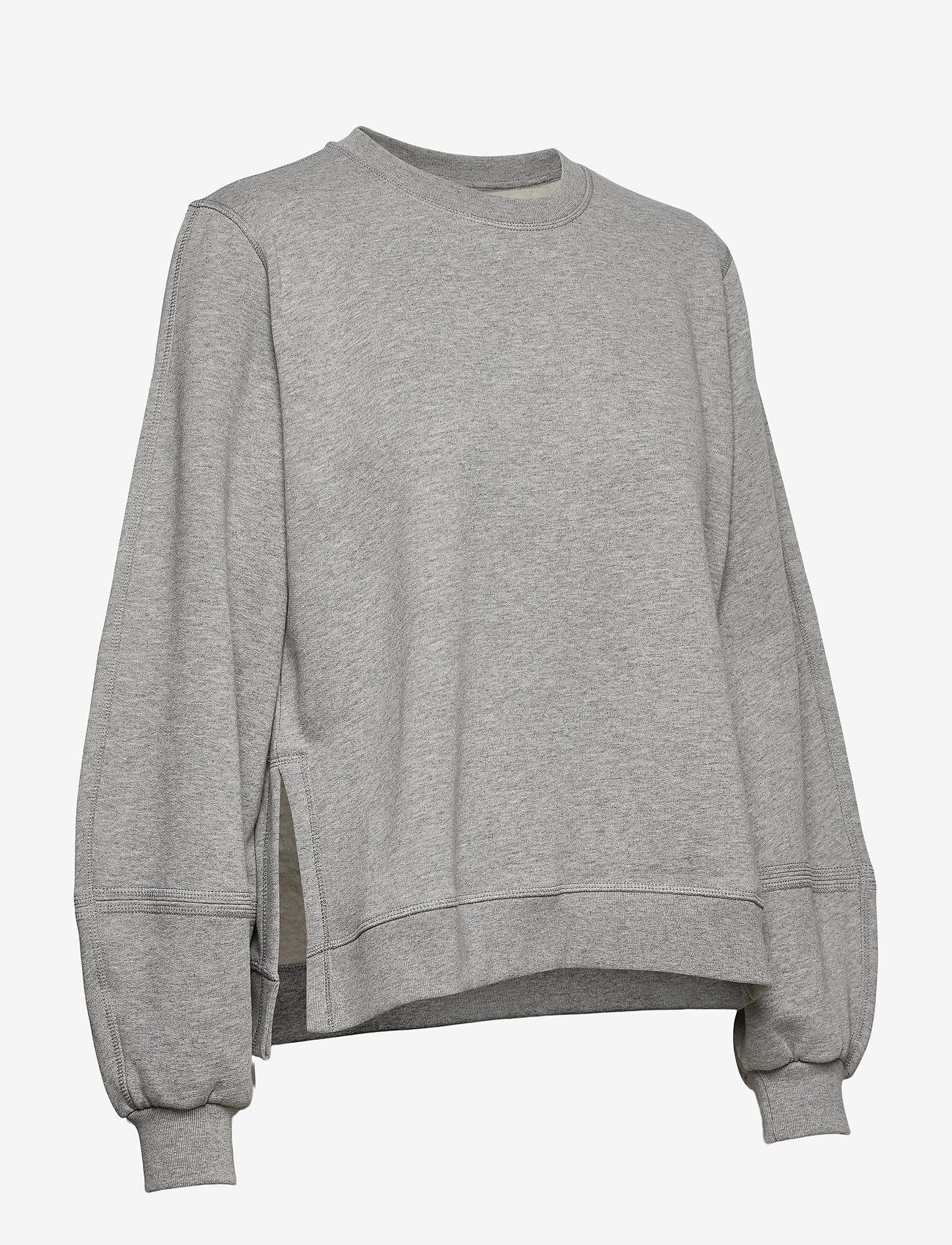Ganni - Software Isoli - sweatshirts & hoodies - paloma melange - 3