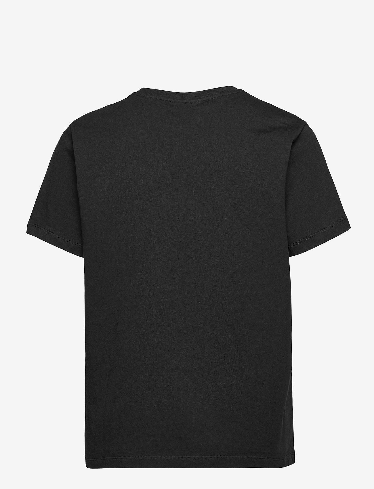 Ganni - Basic Cotton Jersey - t-shirts - phantom - 1
