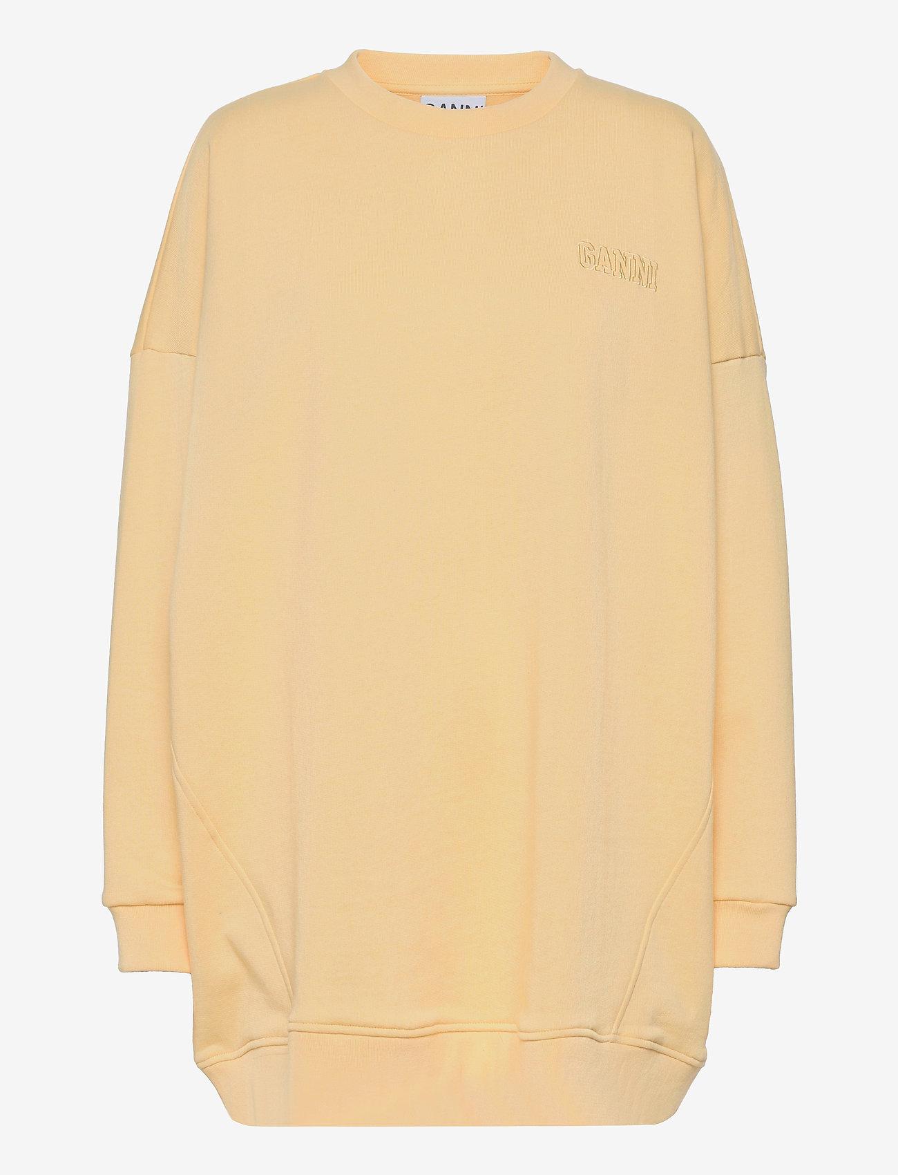 Ganni - Software Isoli - sweatshirts & hoodies - anise flower - 0