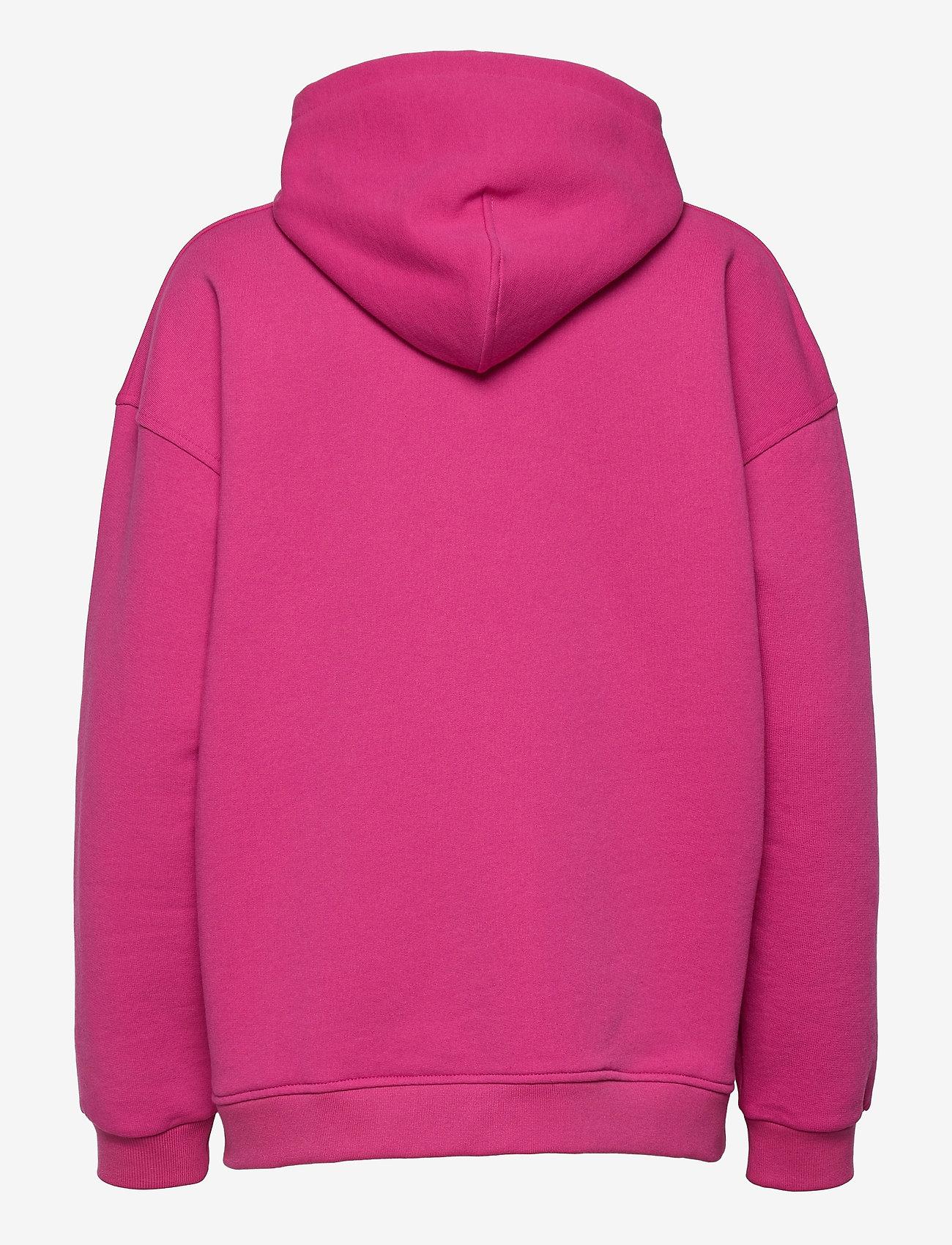 Ganni - Software Isoli - sweatshirts & hoodies - shocking pink - 1