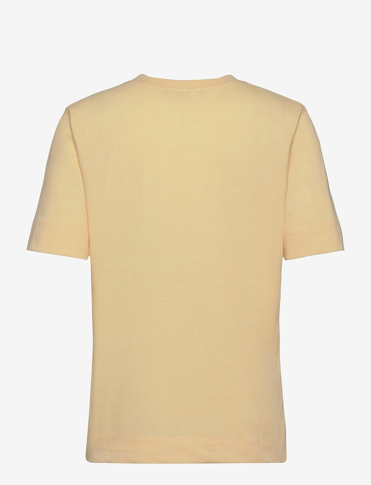 Ganni - Thin Software Jersey - t-shirts - anise flower - 1