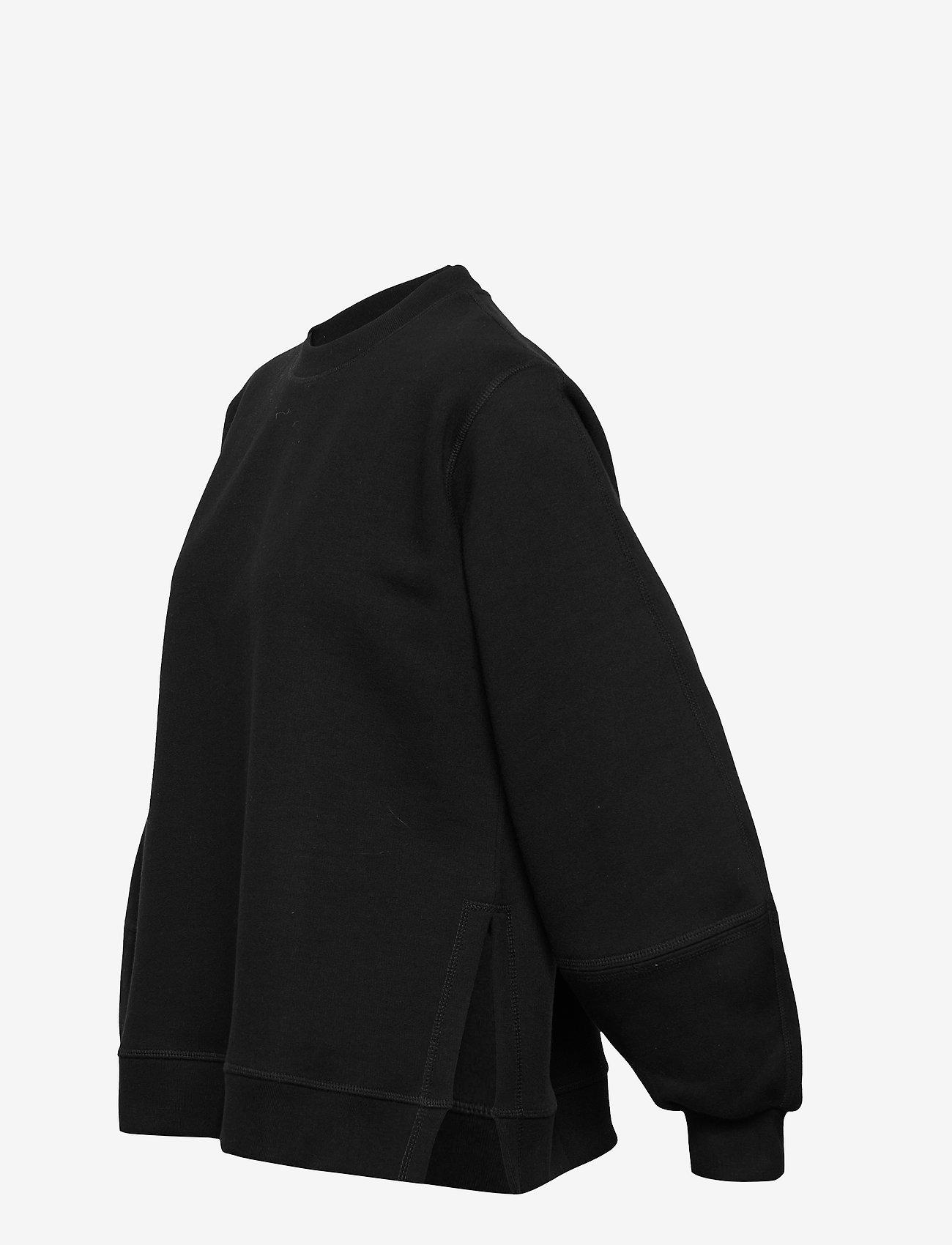 Ganni - Software Isoli - sweatshirts & hoodies - black - 2