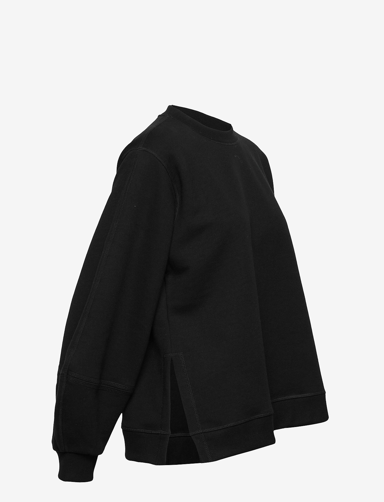 Ganni - Software Isoli - sweatshirts & hoodies - black - 3