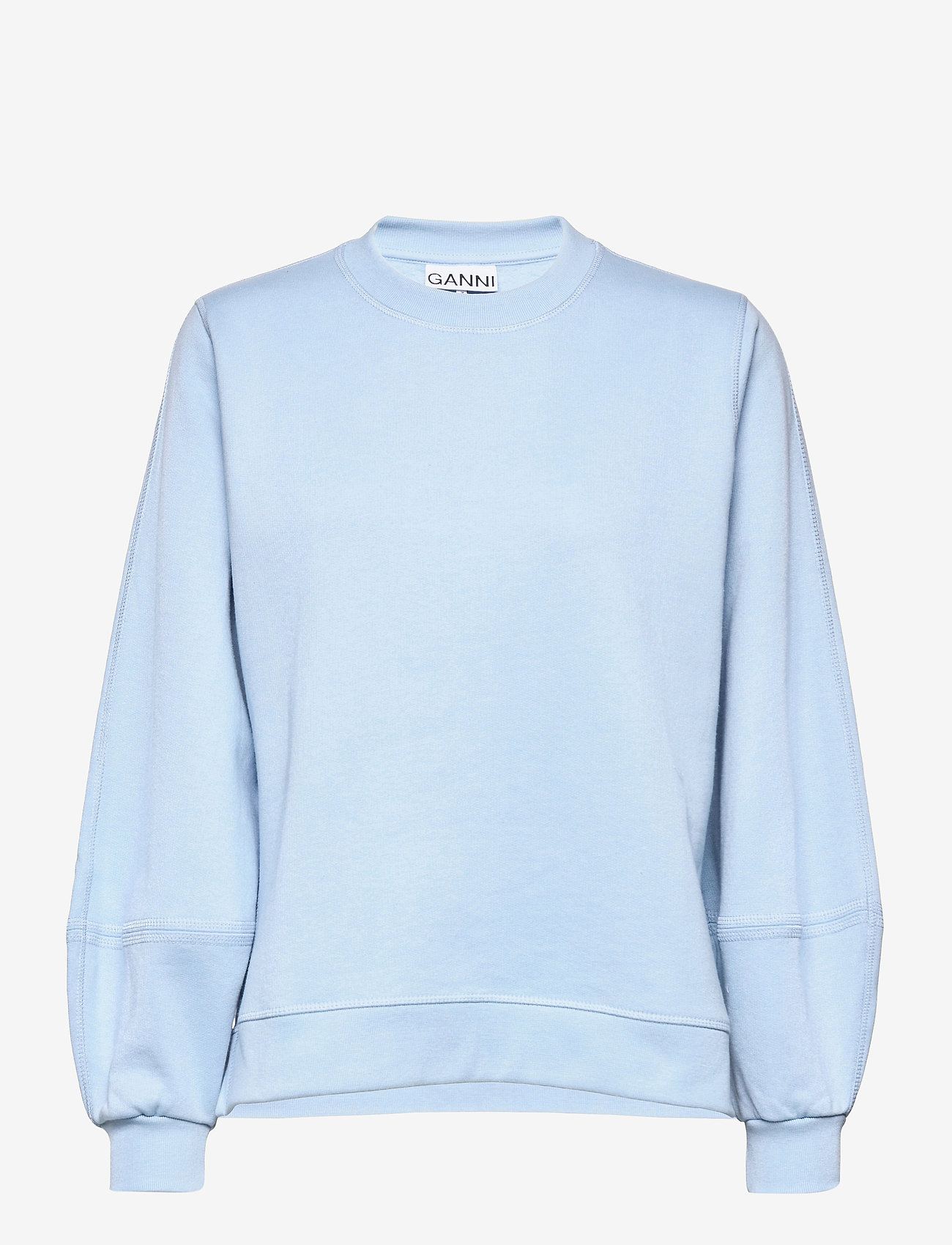 Ganni - Software Isoli - sweatshirts & hoodies - heather - 0