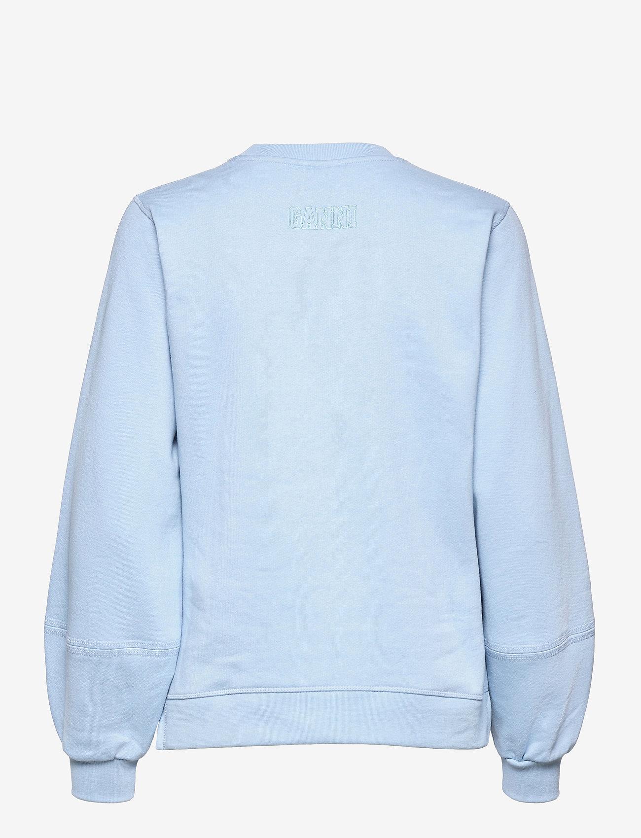 Ganni - Software Isoli - sweatshirts & hoodies - heather - 1