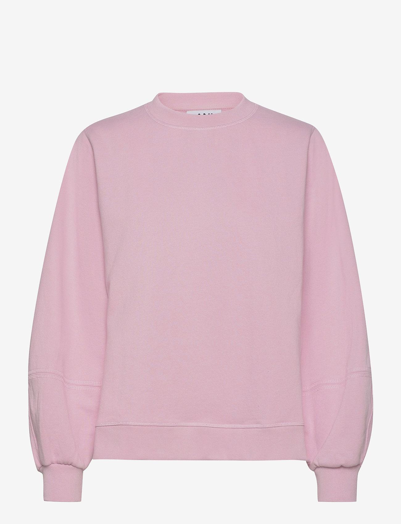 Ganni - Software Isoli - sweatshirts en hoodies - sweet lilac - 0