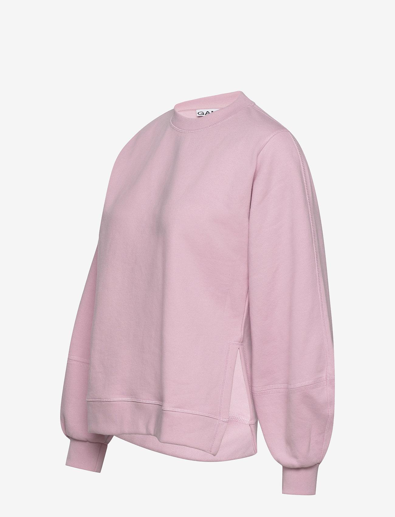 Ganni - Software Isoli - sweatshirts en hoodies - sweet lilac - 2