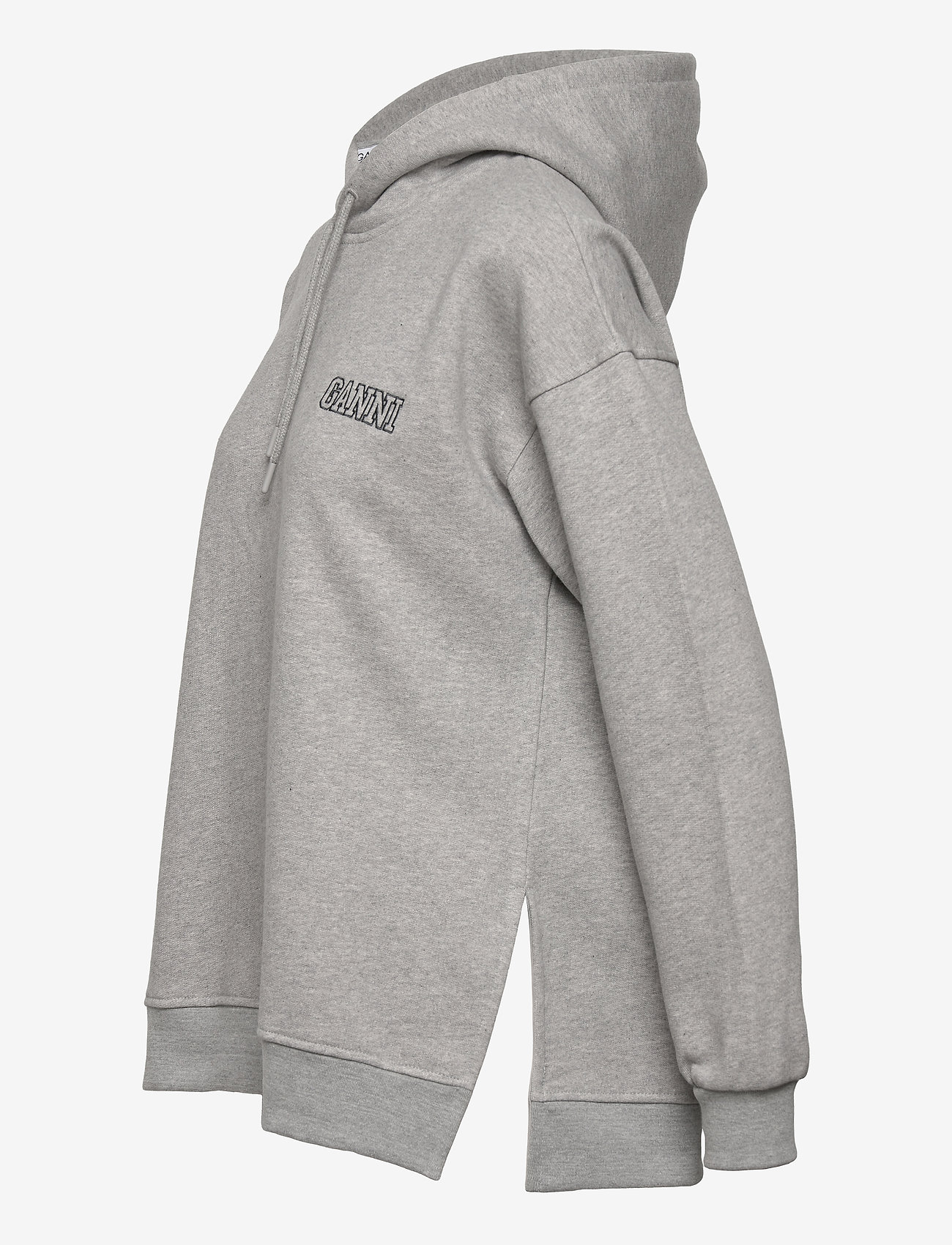 Ganni - Software Isoli - sweatshirts & hættetrøjer - paloma melange - 2