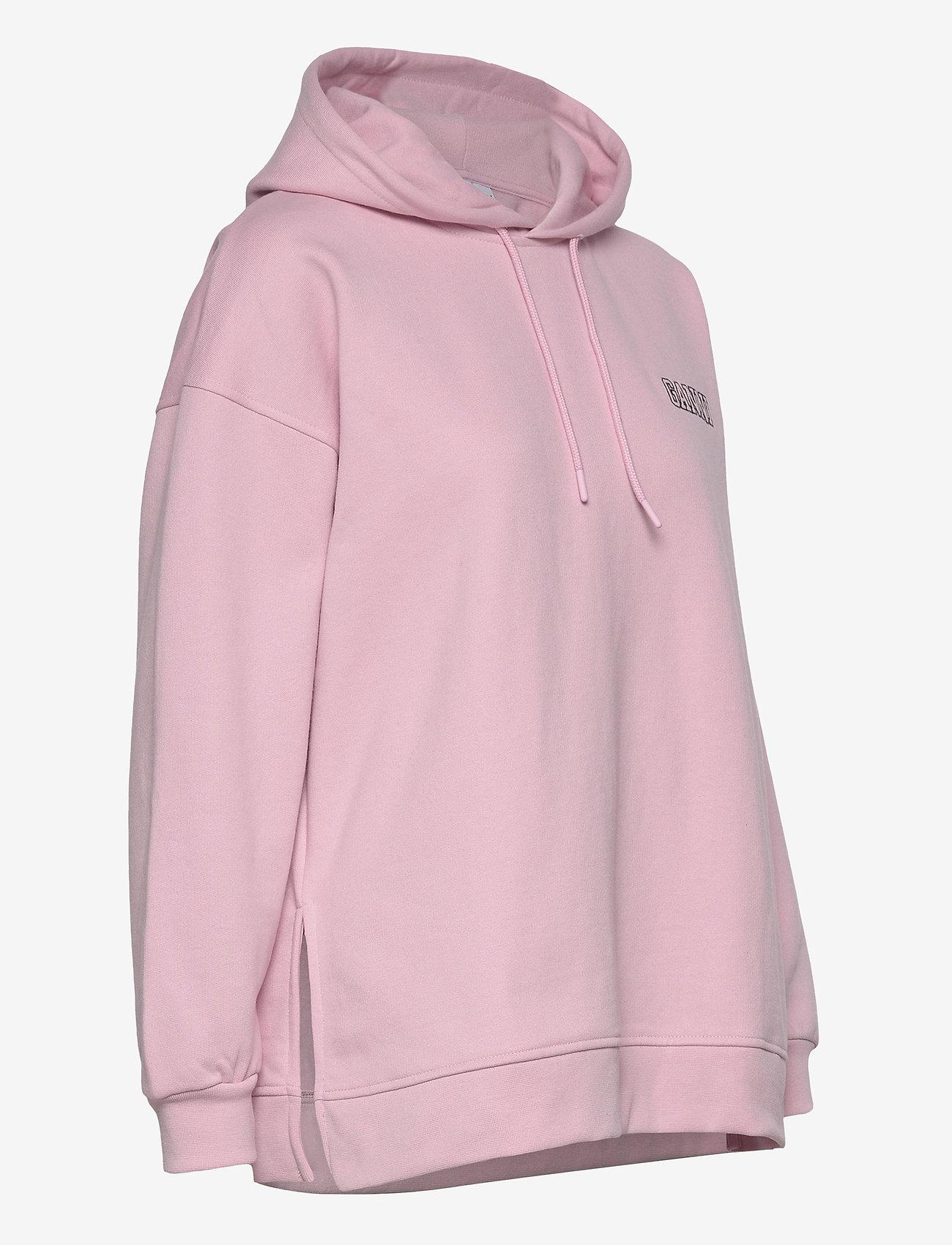 Ganni - Software Isoli - sweatshirts & hættetrøjer - sweet lilac - 2