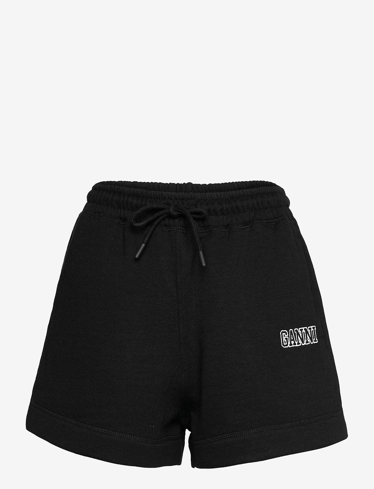 Ganni - Software Isoli - casual shorts - black - 0