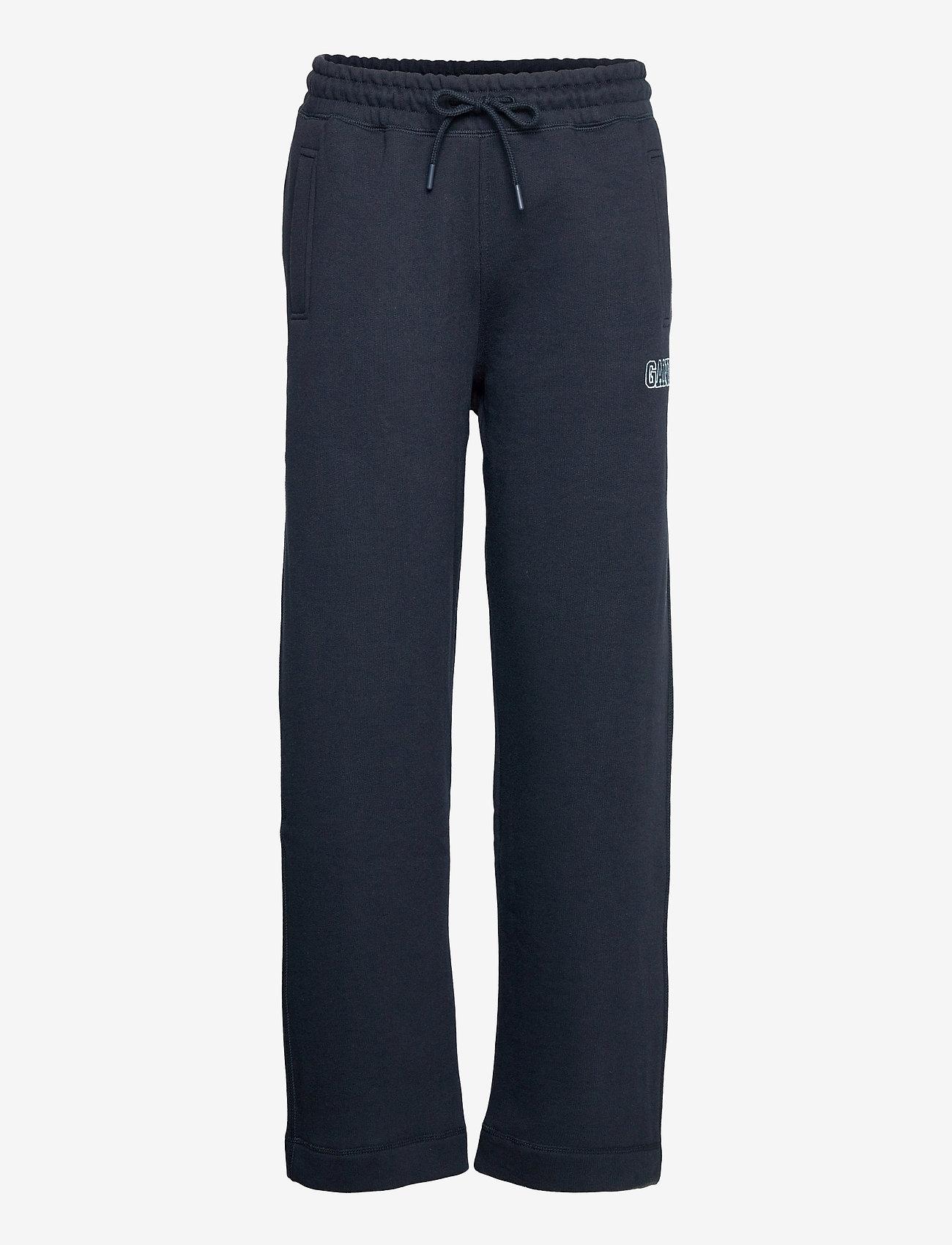 Ganni - Software Isoli - straight leg trousers - sky captain - 0