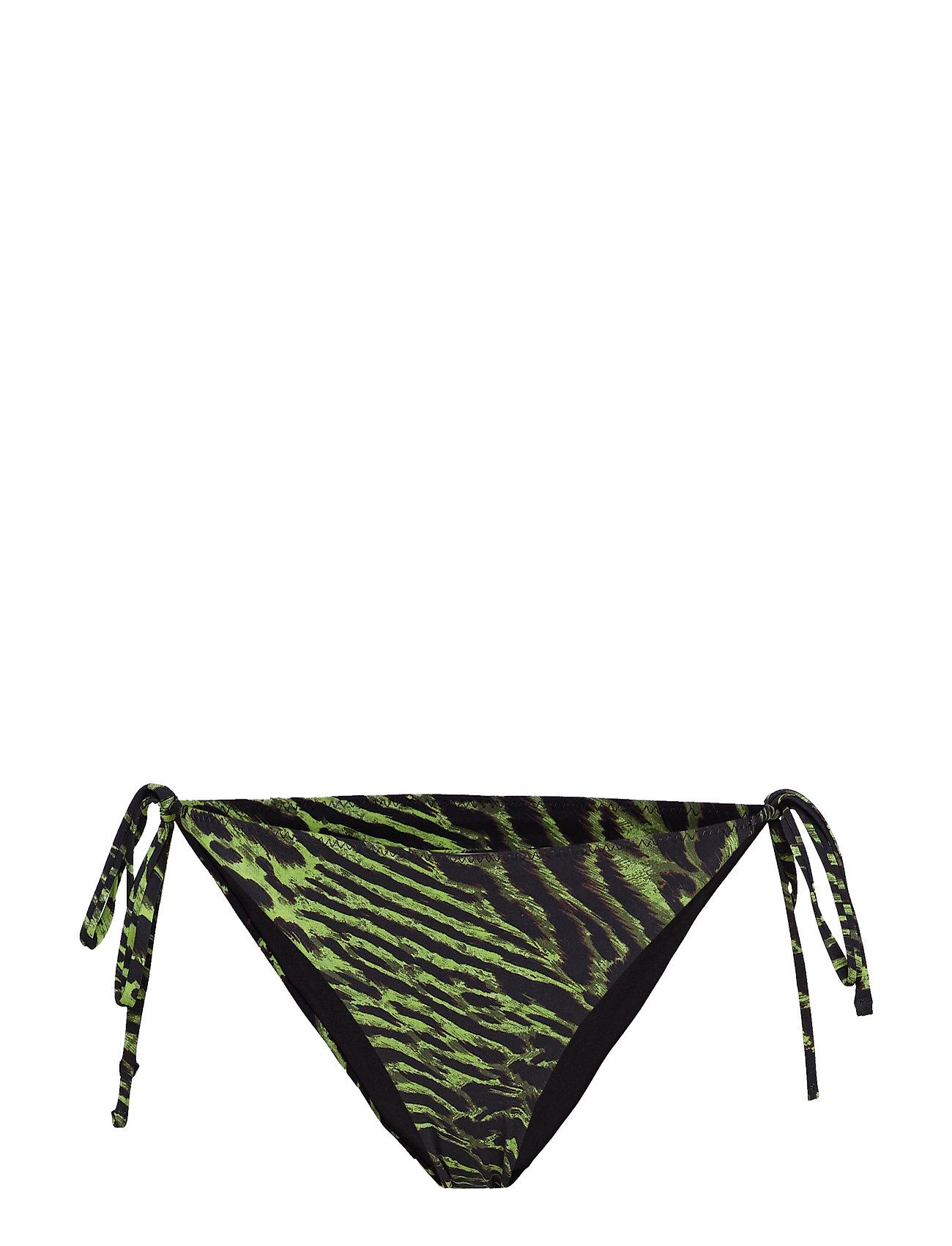 Ganni Tiger Print Swimwear