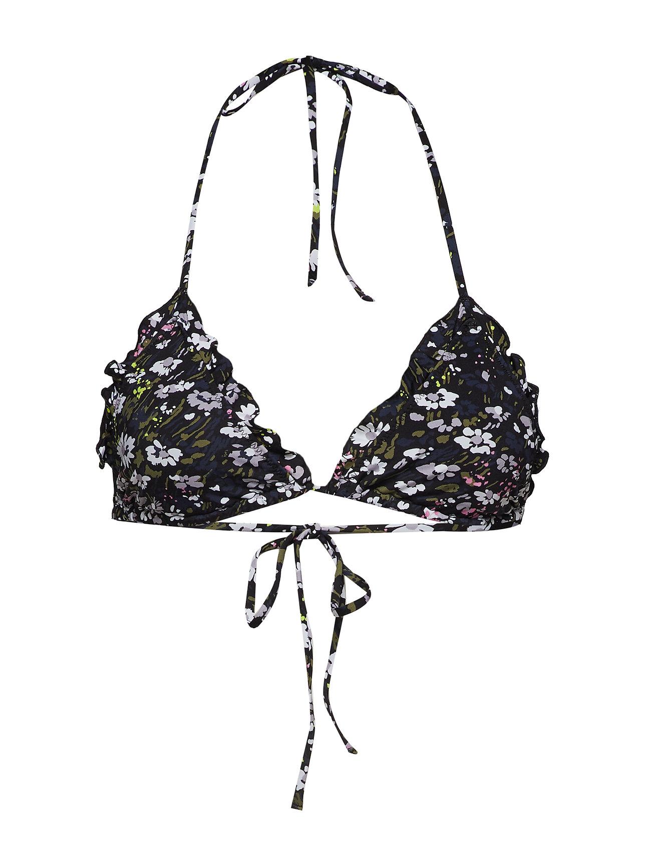 Ganni Recycled Fabric Swimwear