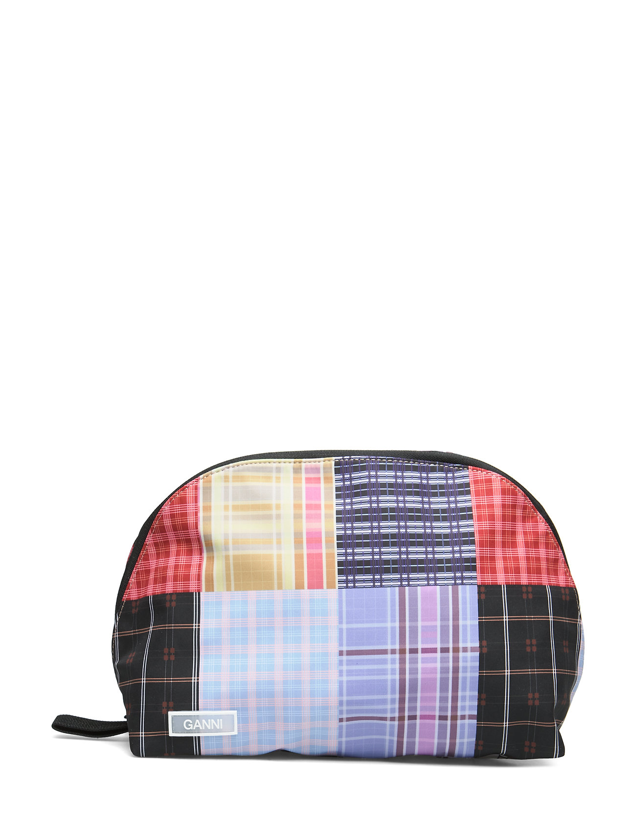 Ganni Tech Fabric Toiletry Bag - FOREVER BLUE