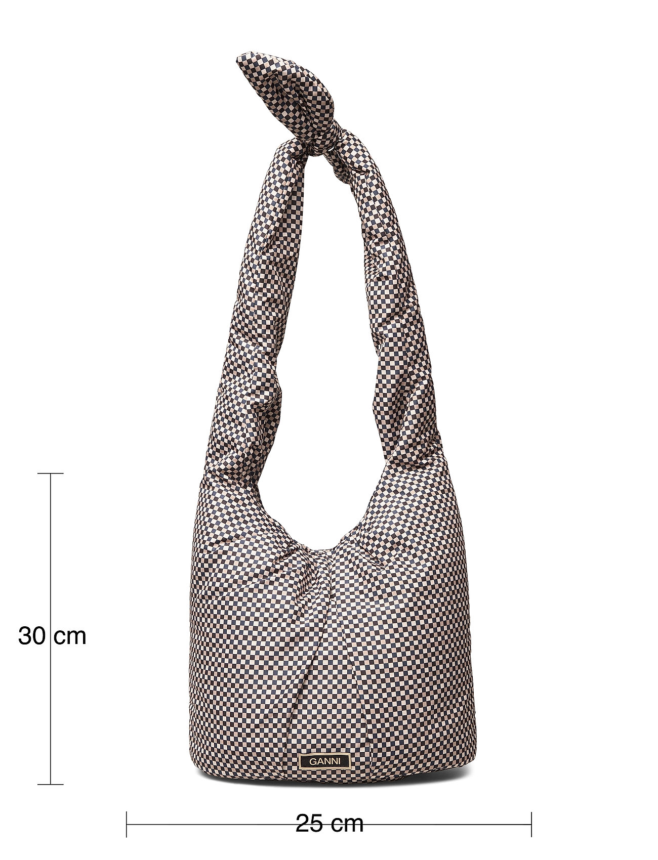 Ganni - Tote Bag - shoulder bags - tannin - 5