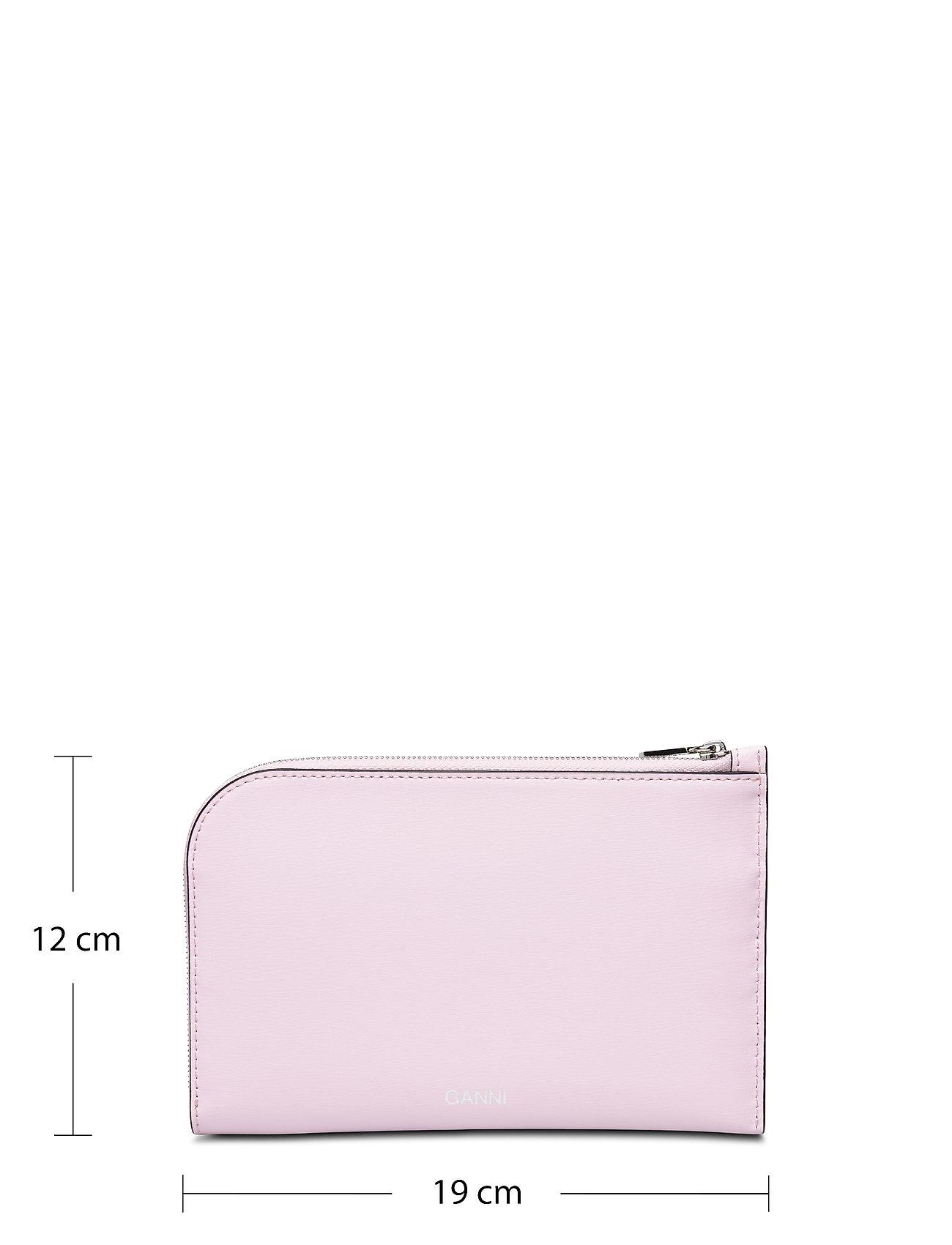 Ganni - Leather - punge - cherry blossom - 4