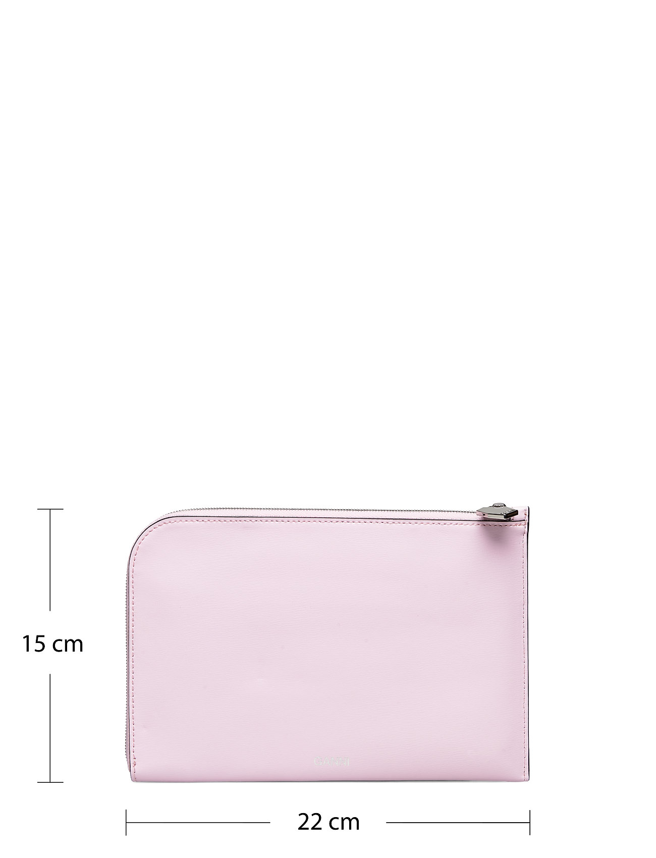 Ganni - Pouch Leather - bags - cherry blossom - 4