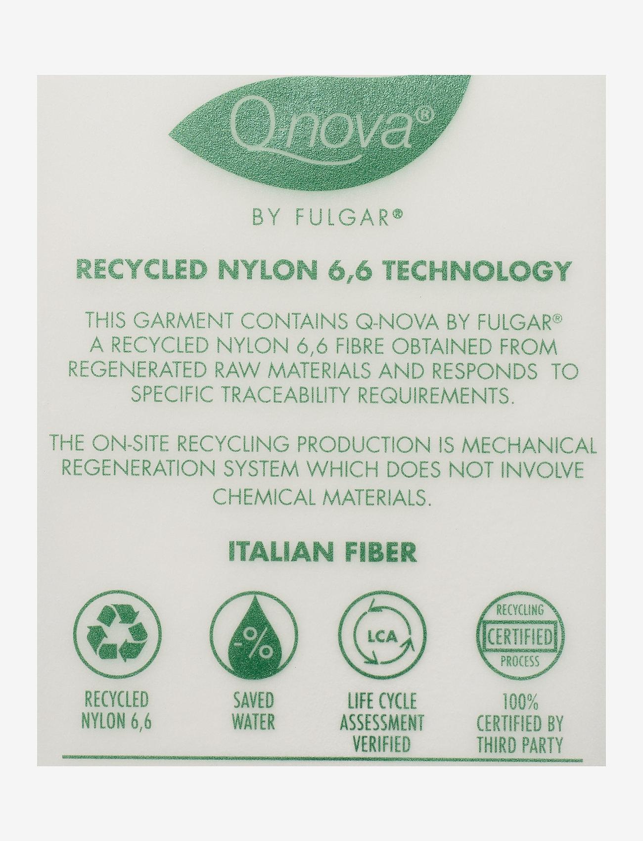 Ganni - Recycled Textured - bikini tops - chambray blue - 2