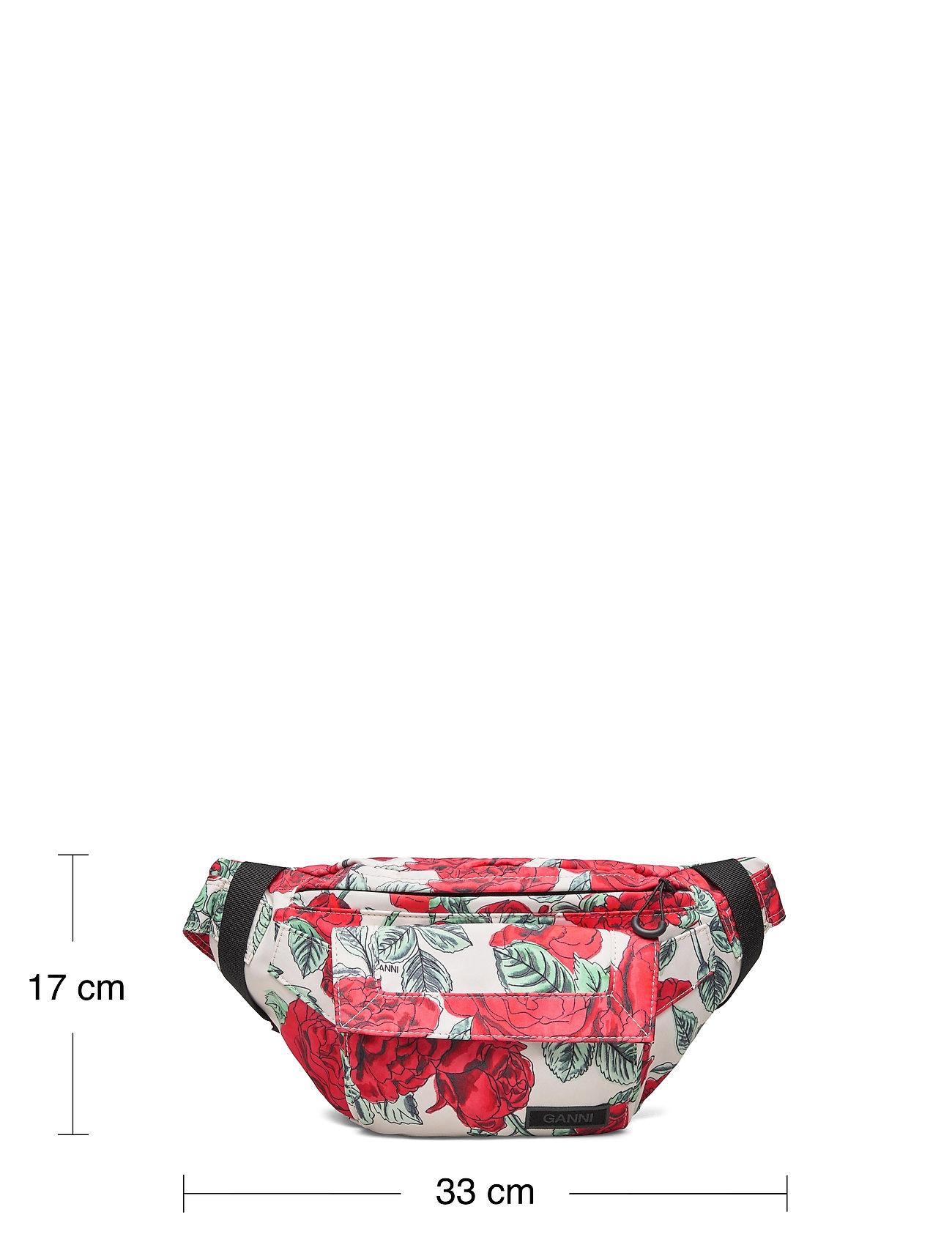 Ganni - Seasonal Recycled Tech - belt bags - brazilian sand - 5