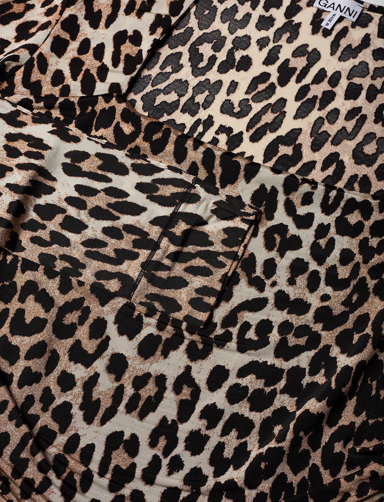 Ganni - Rayon Underwear - bodies & underkjoler - leopard - 2
