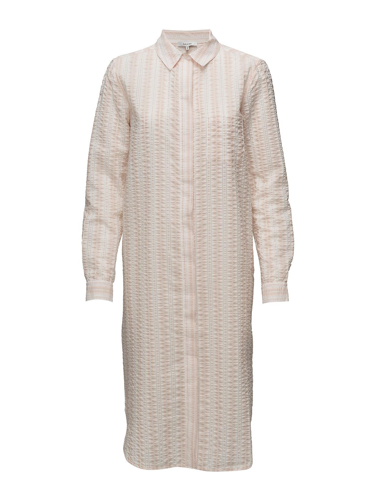 Ganni Charron Shirt Dress