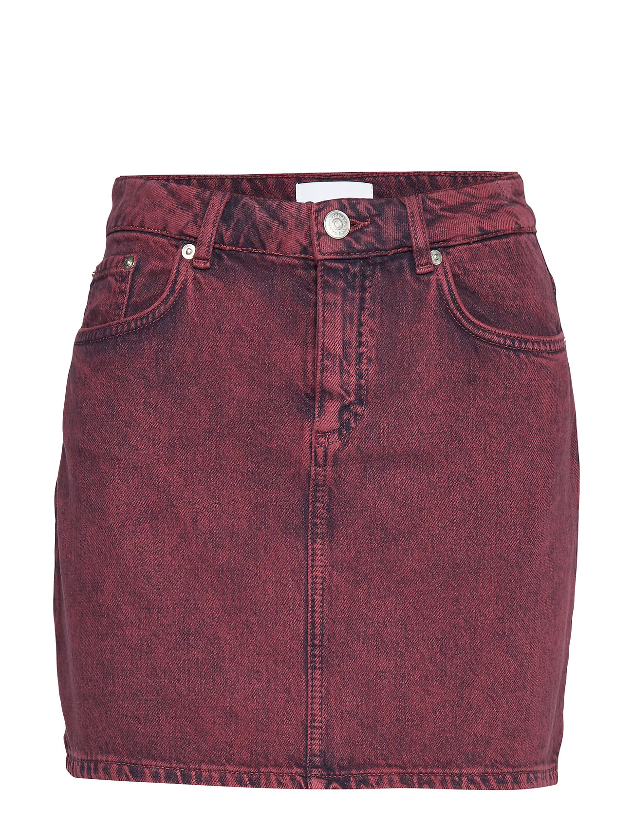 Ganni Washed Denim - PORT ROYALE