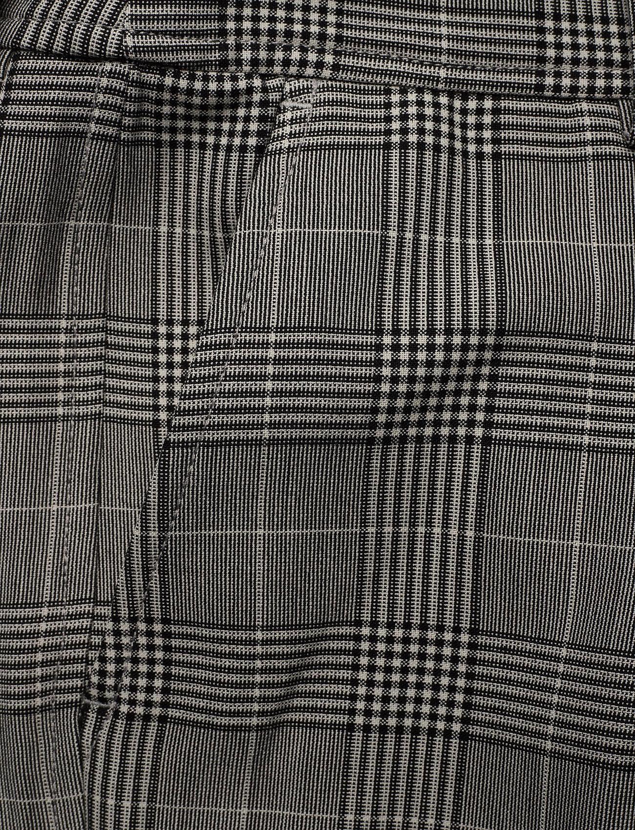 Ganni - Suiting - bukser med brede ben - phantom - 2