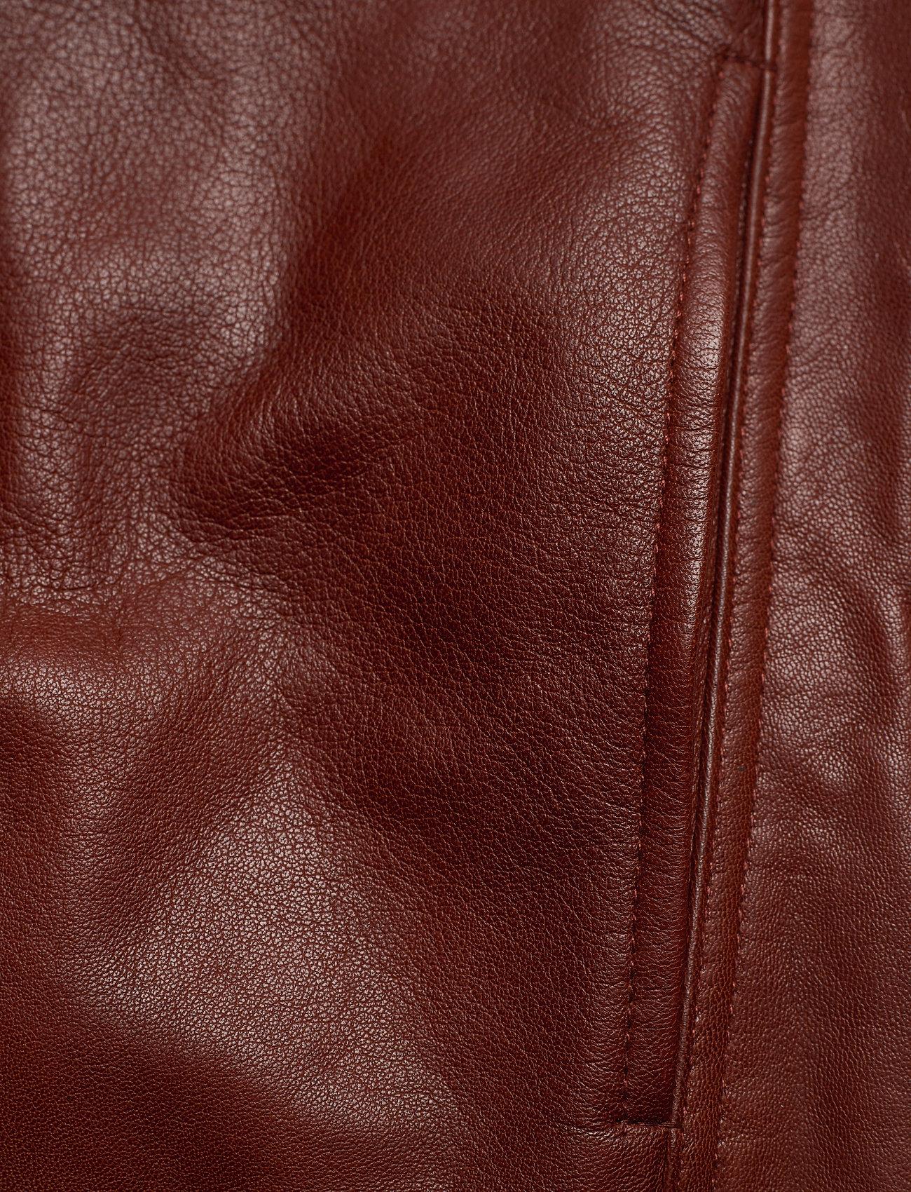 Ganni Lamb Leather - Klänningar