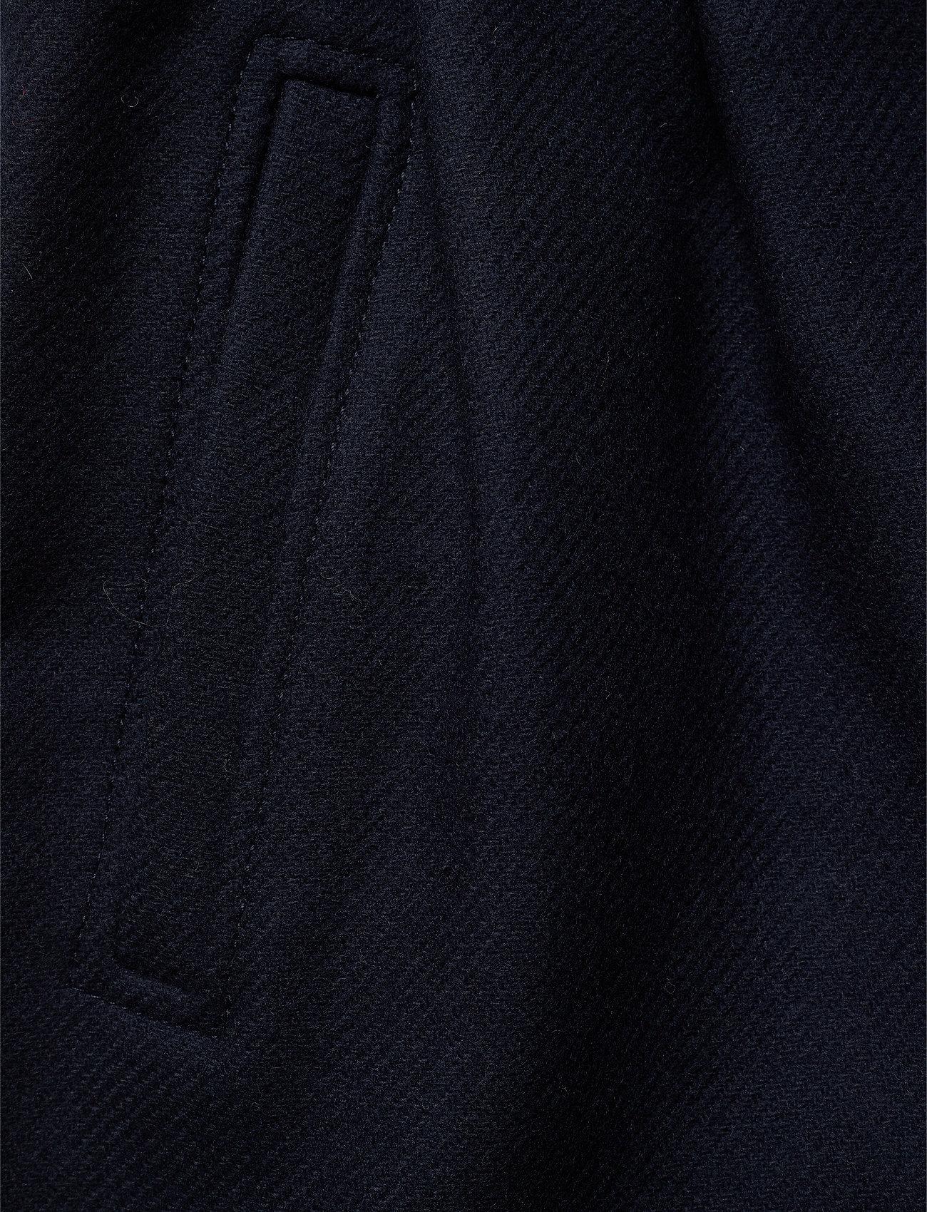 Ganni - Wool - bermudashorts - sky captain - 2