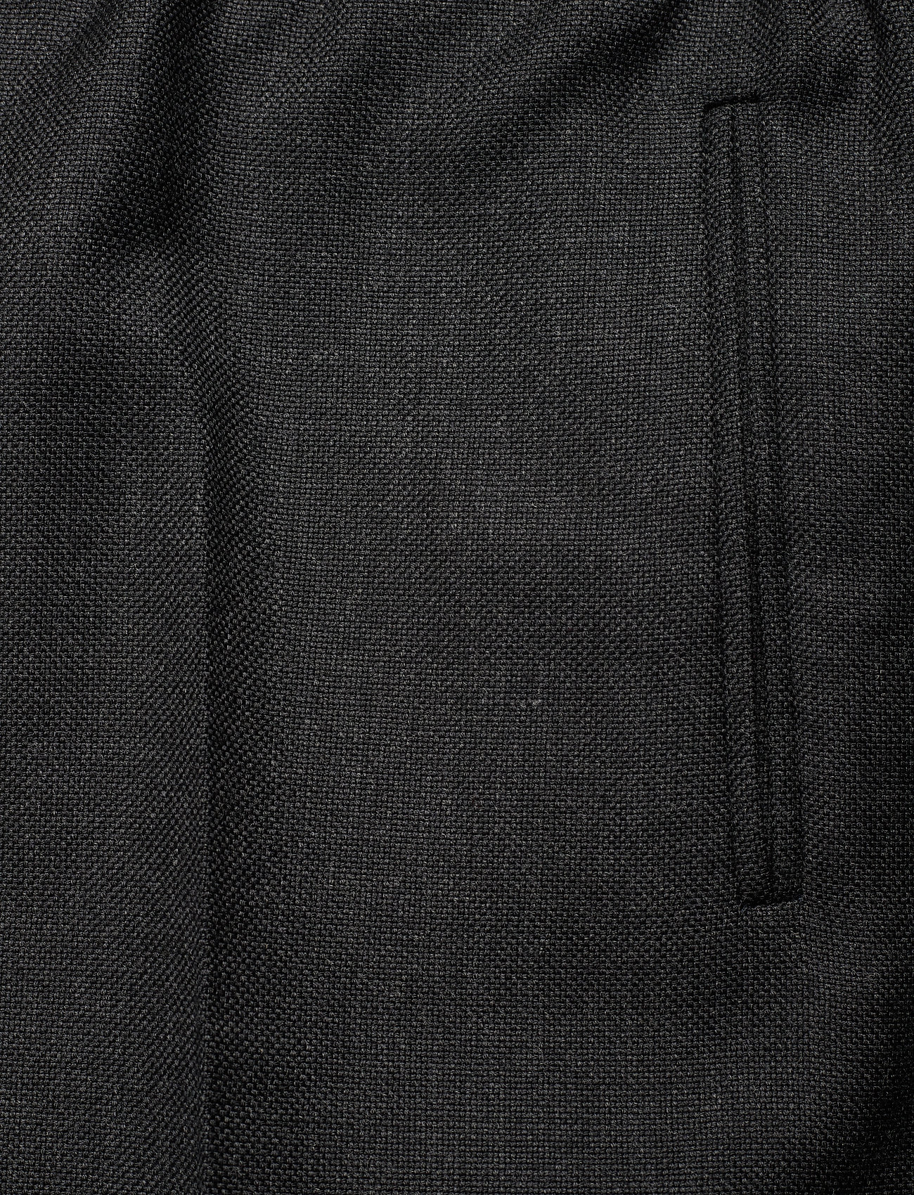 Ganni - Wool Suiting - straight leg trousers - phantom - 2