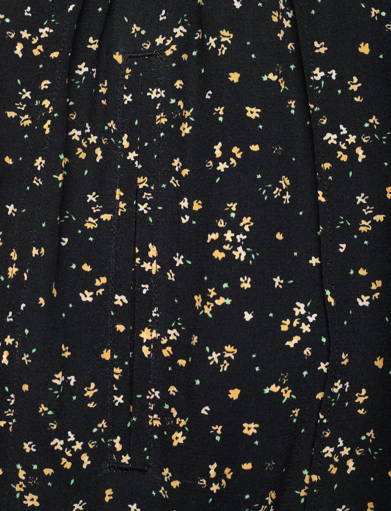 Ganni - Pants - bukser med lige ben - black - 2