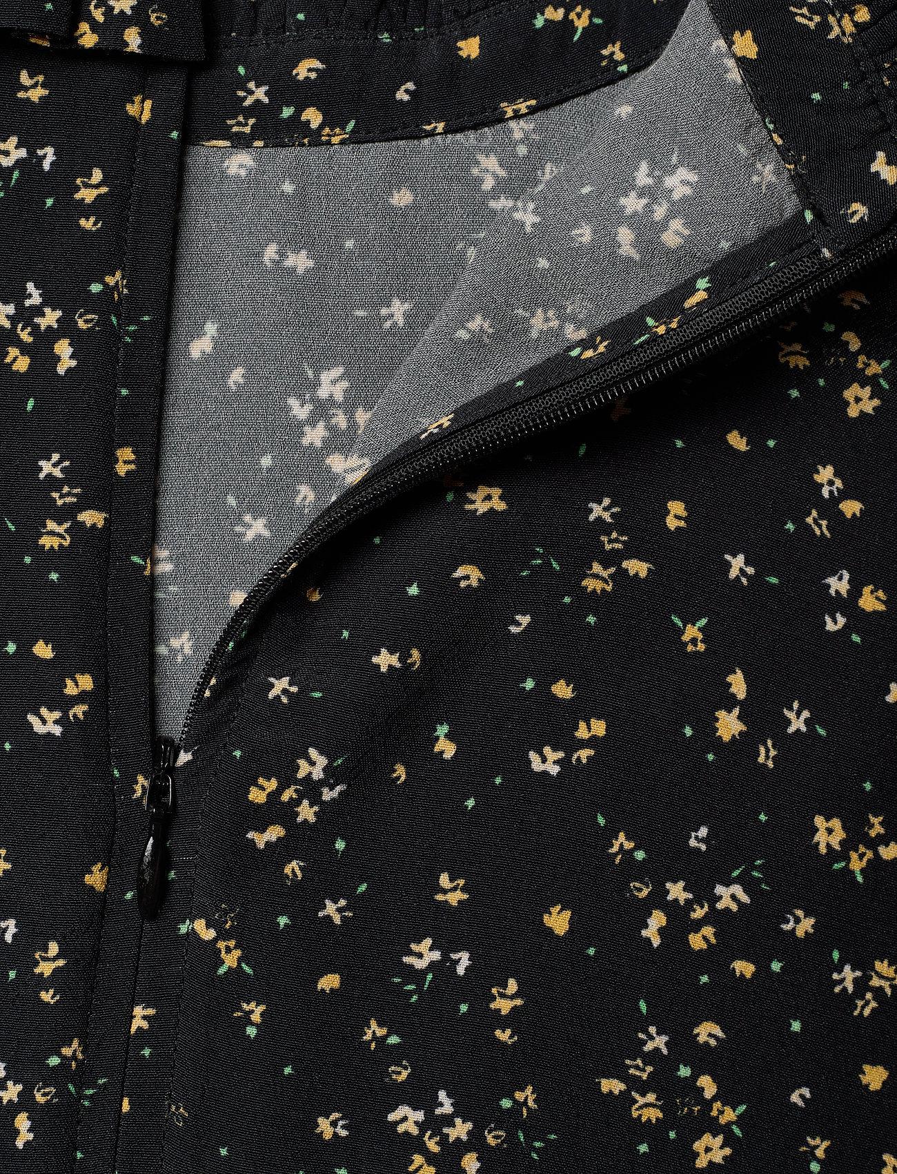 Ganni - Blouse - long sleeved blouses - black - 4