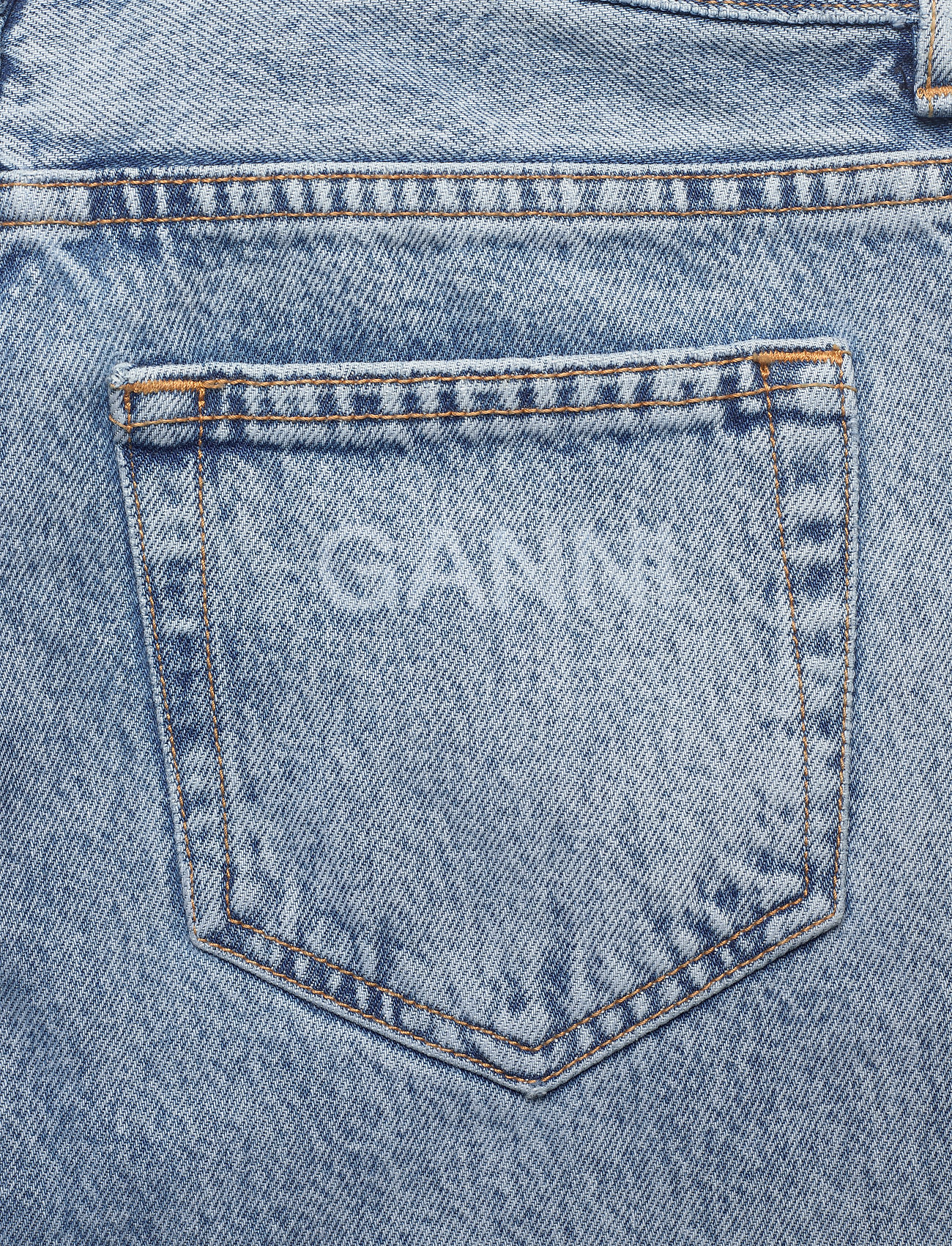 Ganni - Classic Denim - slim jeans - washed indigo - 4
