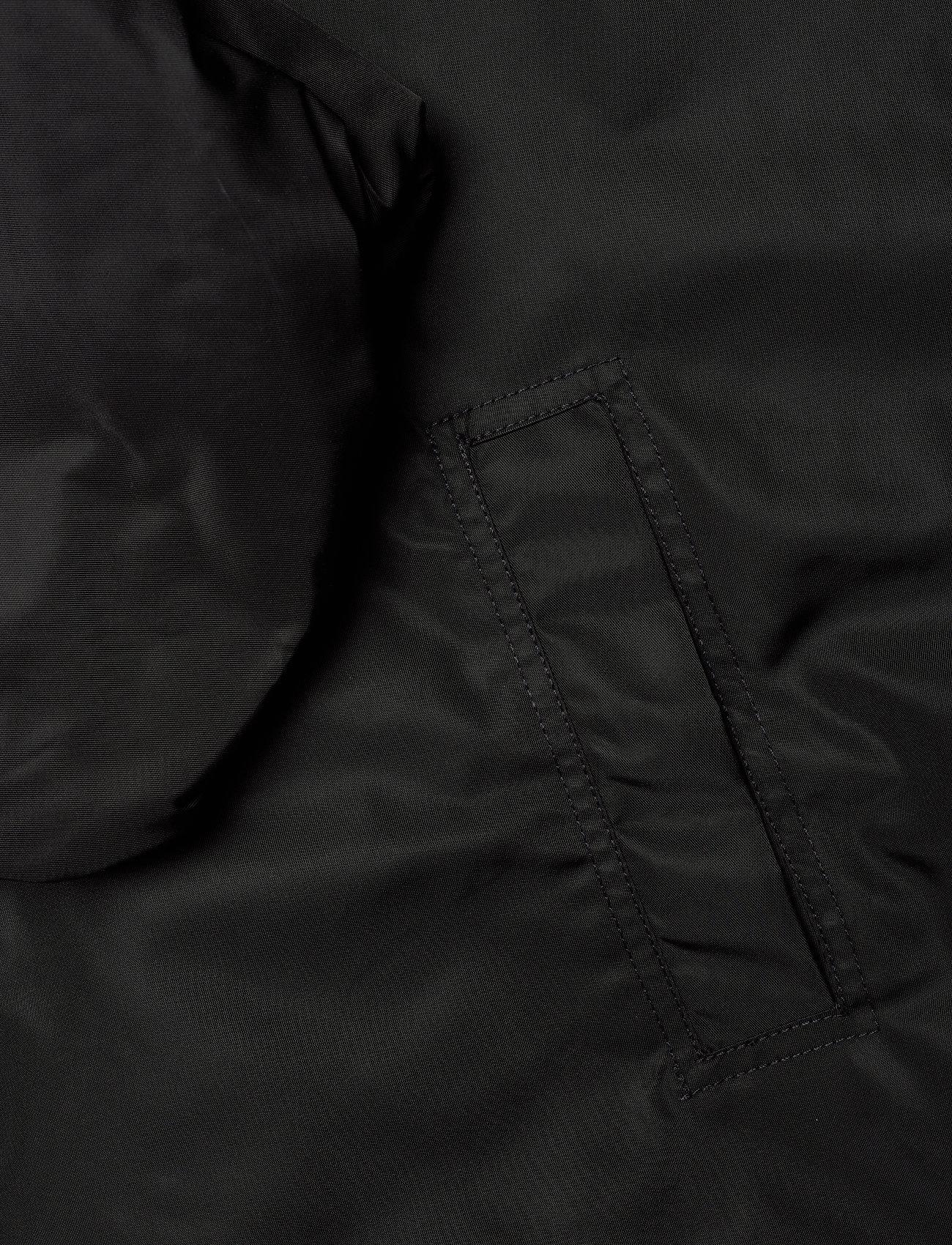 Ganni - Outerwear Nylon - bomber jakker - black - 1
