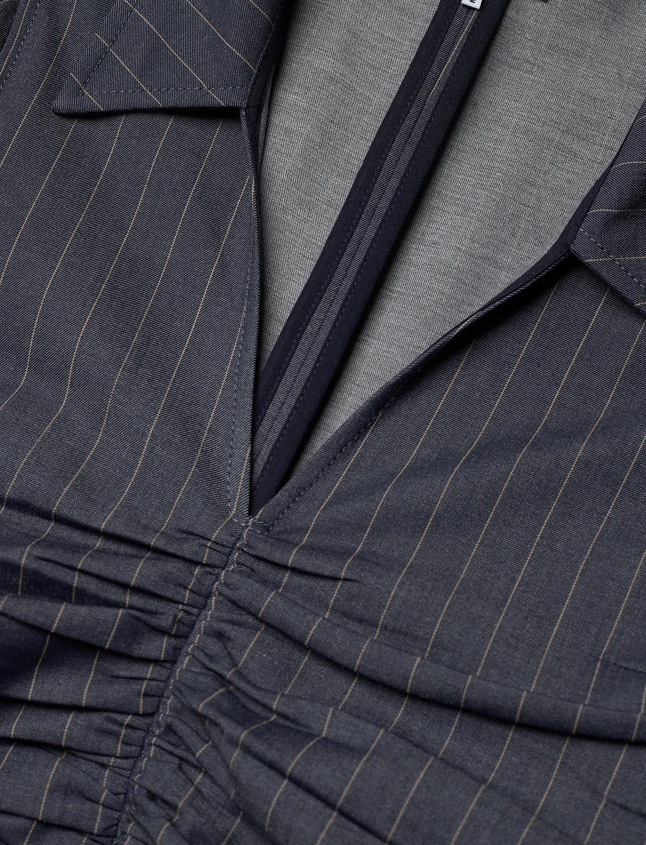 Ganni - Dress - skjortekjoler - dress blues - 2