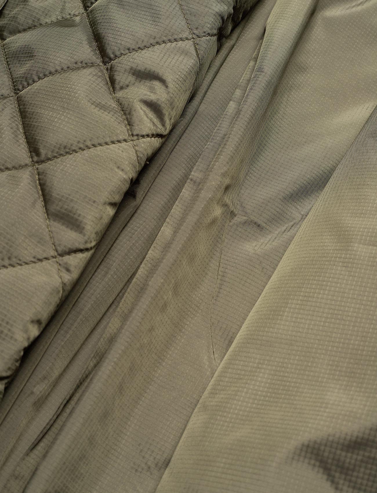 Ganni - Coat - quiltede jakker - kalamata - 5