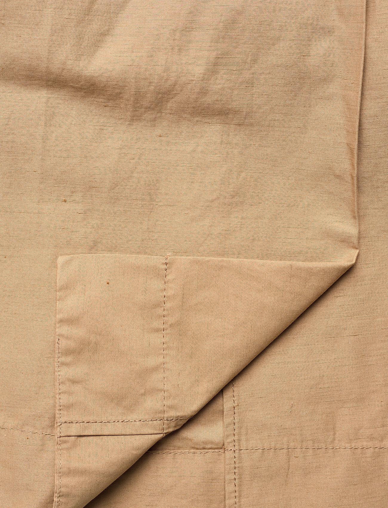 Ganni - Cotton Canvas - midi nederdele - tiger's eye - 4