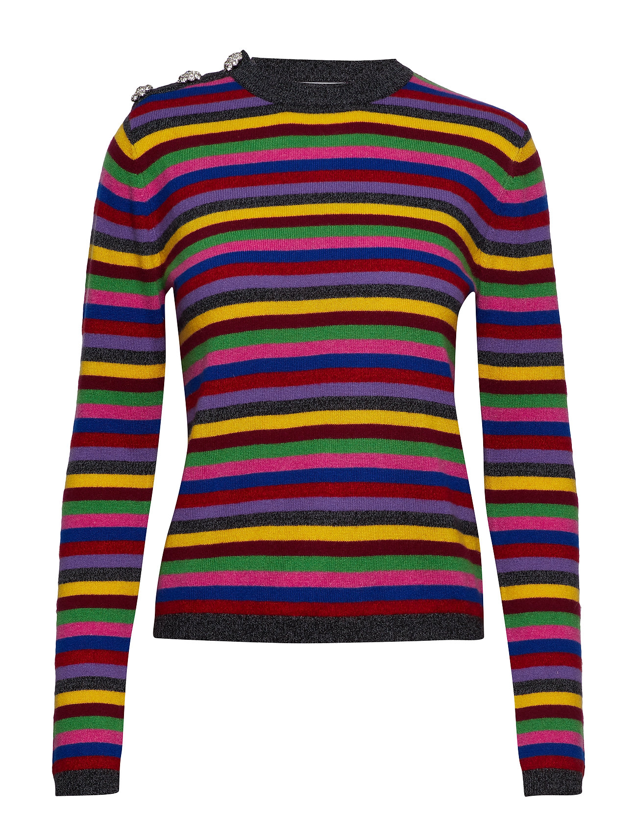 Ganni Cashmere Knit - MULTICOLOUR