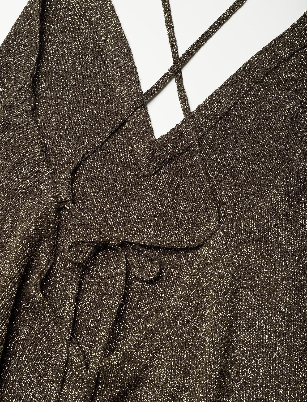 Ganni - Glitter Knit - evening dresses - mole - 4