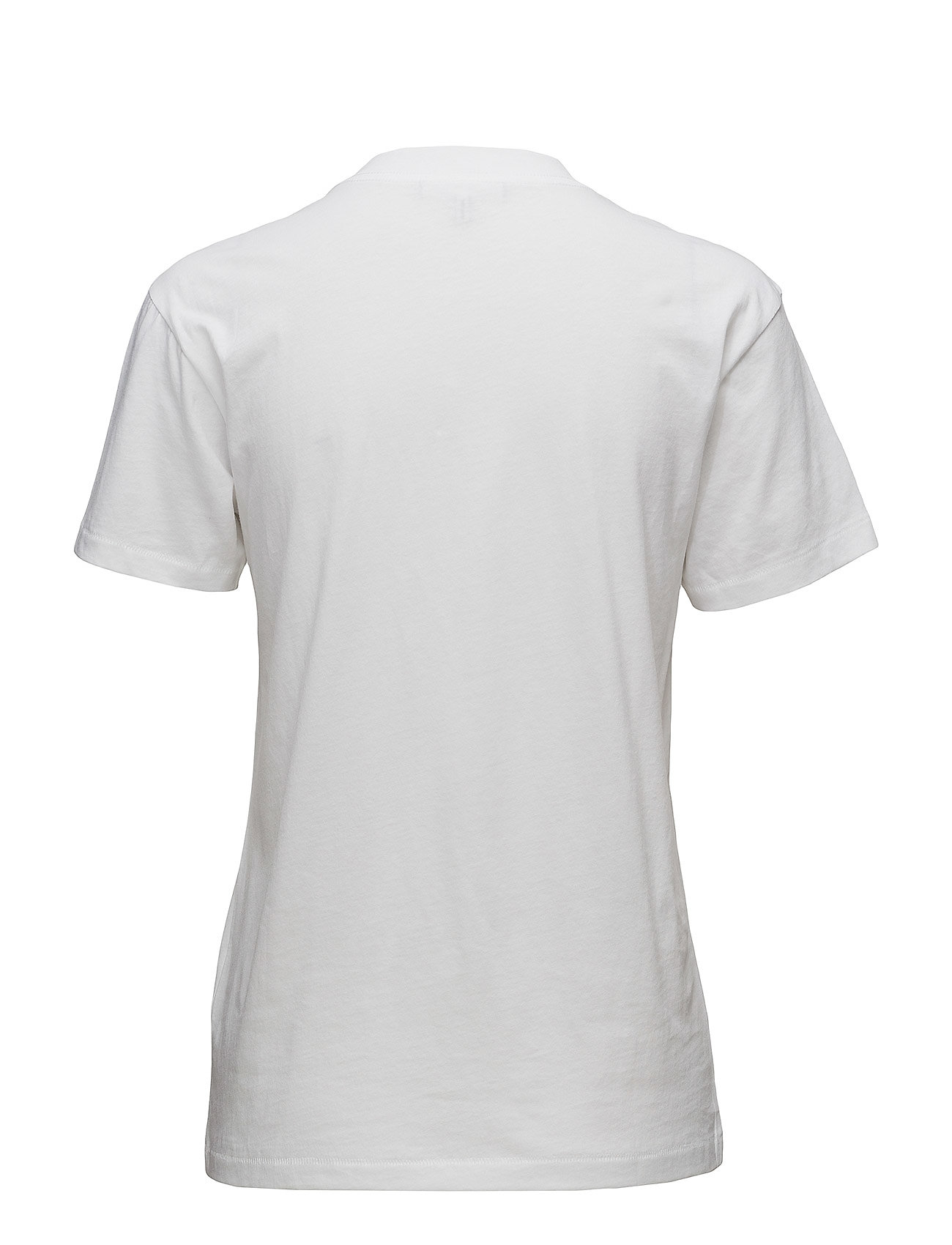 Harway T shirt Top Hvid Ganni