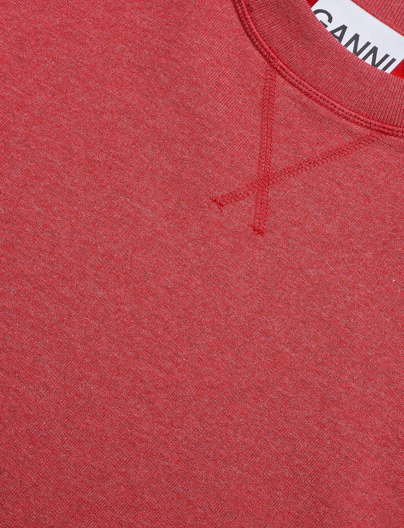 Ganni - Isoli - sweatshirts & hættetrøjer - lollipop - 2